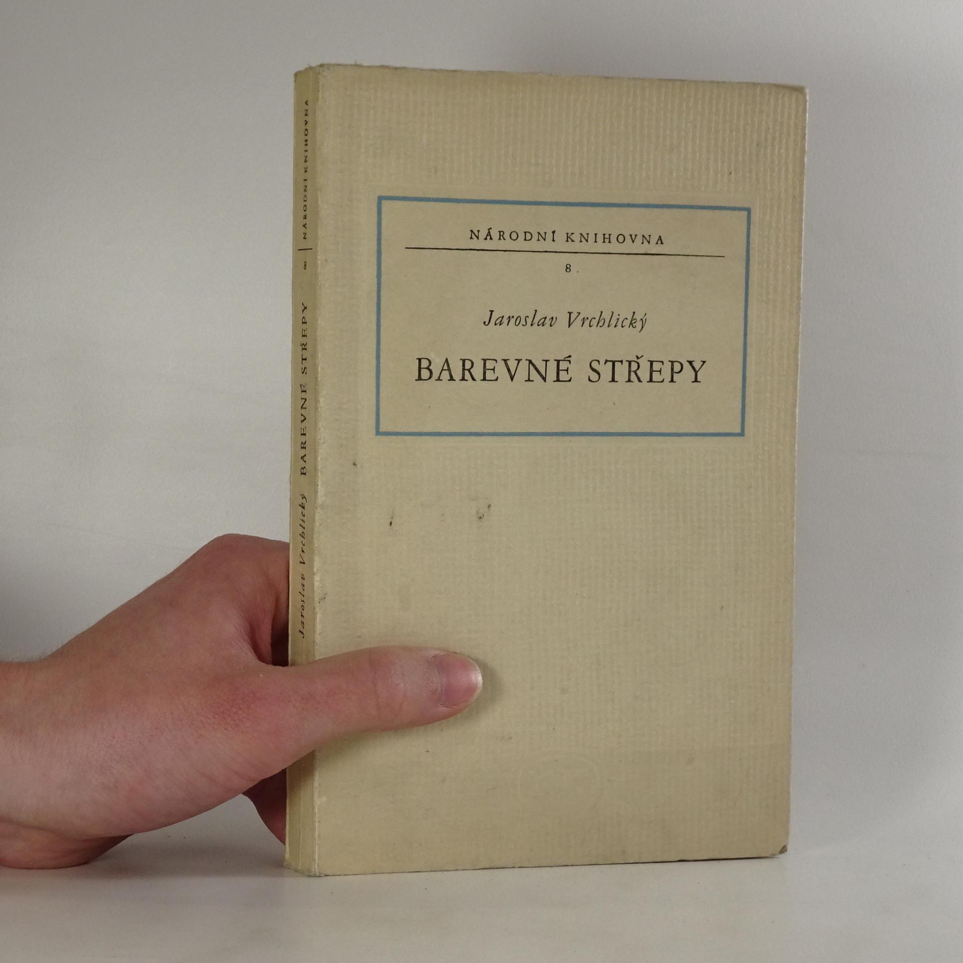 antikvární kniha Barevné střepy, 1949