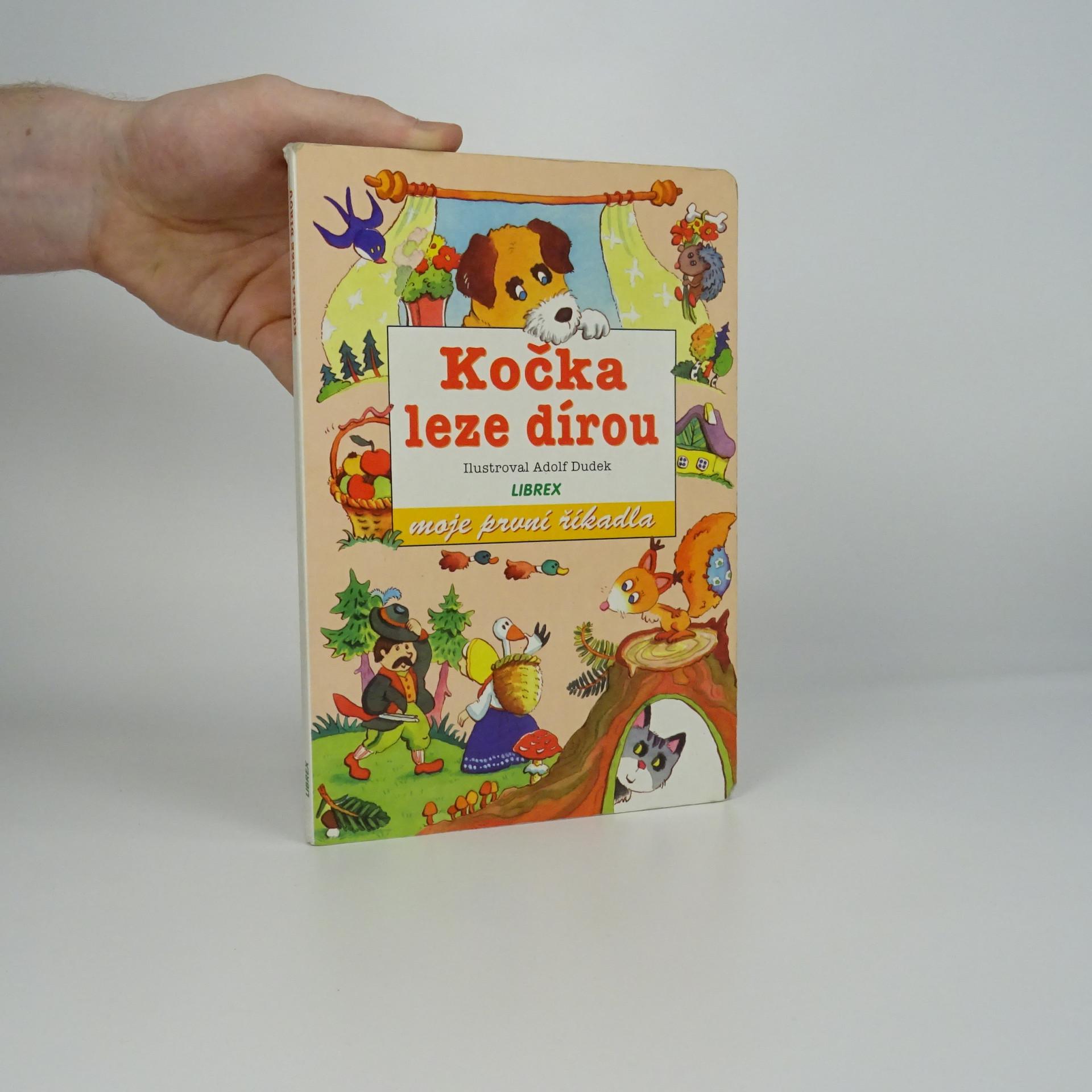 antikvární kniha Kočka leze dírou, 1999