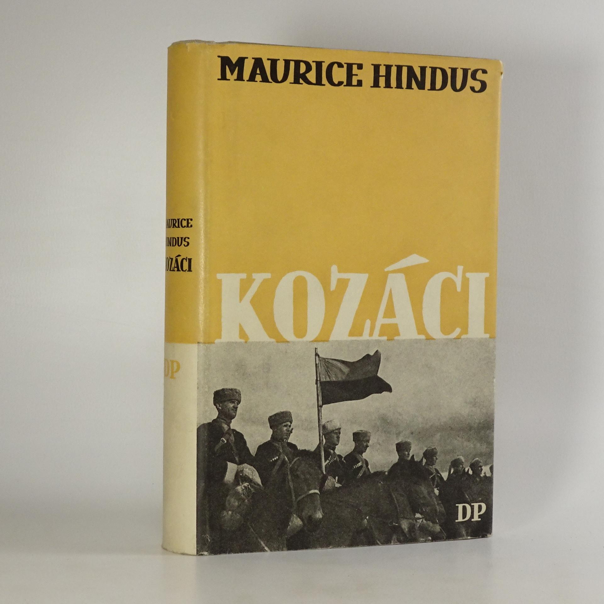antikvární kniha Kozáci, 1947
