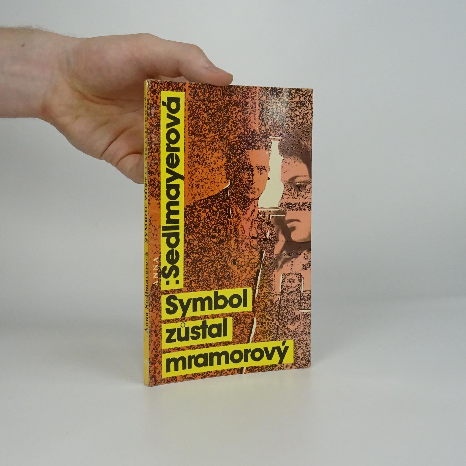 antikvární kniha Symbol zůstal mramorový : detektivní příběh z roku 1967, 1989