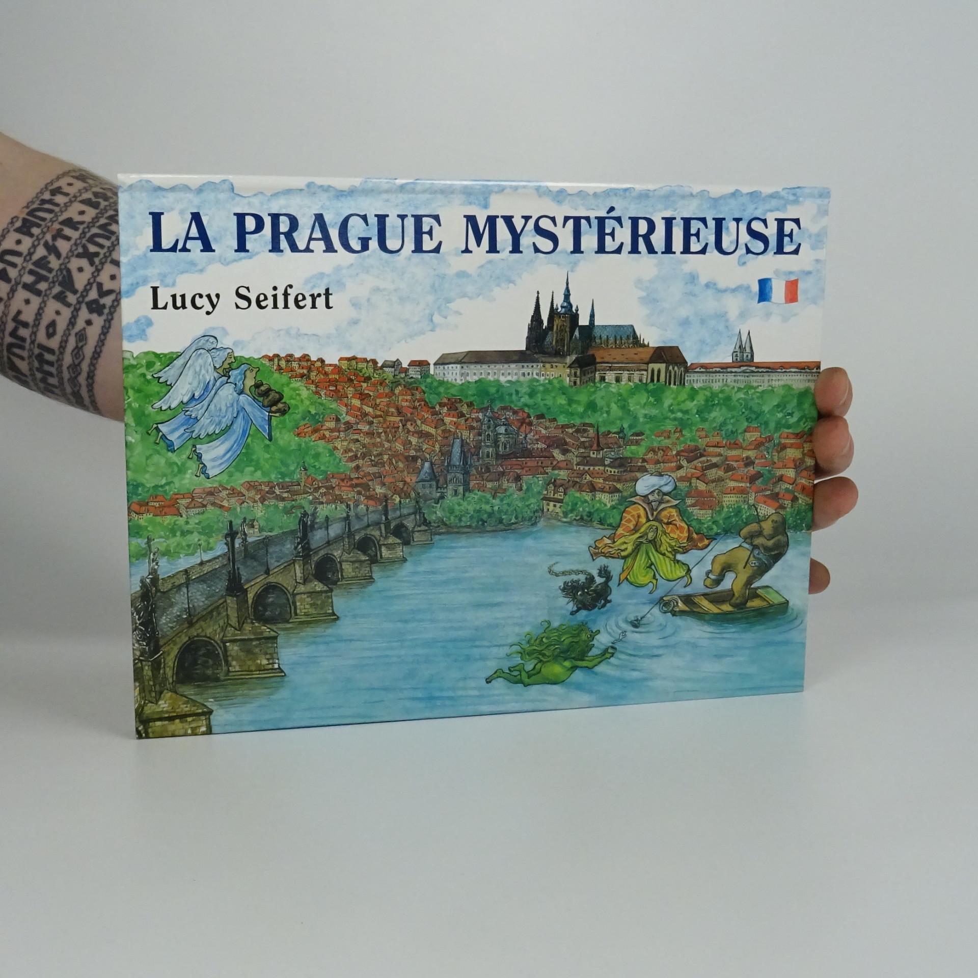 antikvární kniha La Prague Mystérieuse, 2005