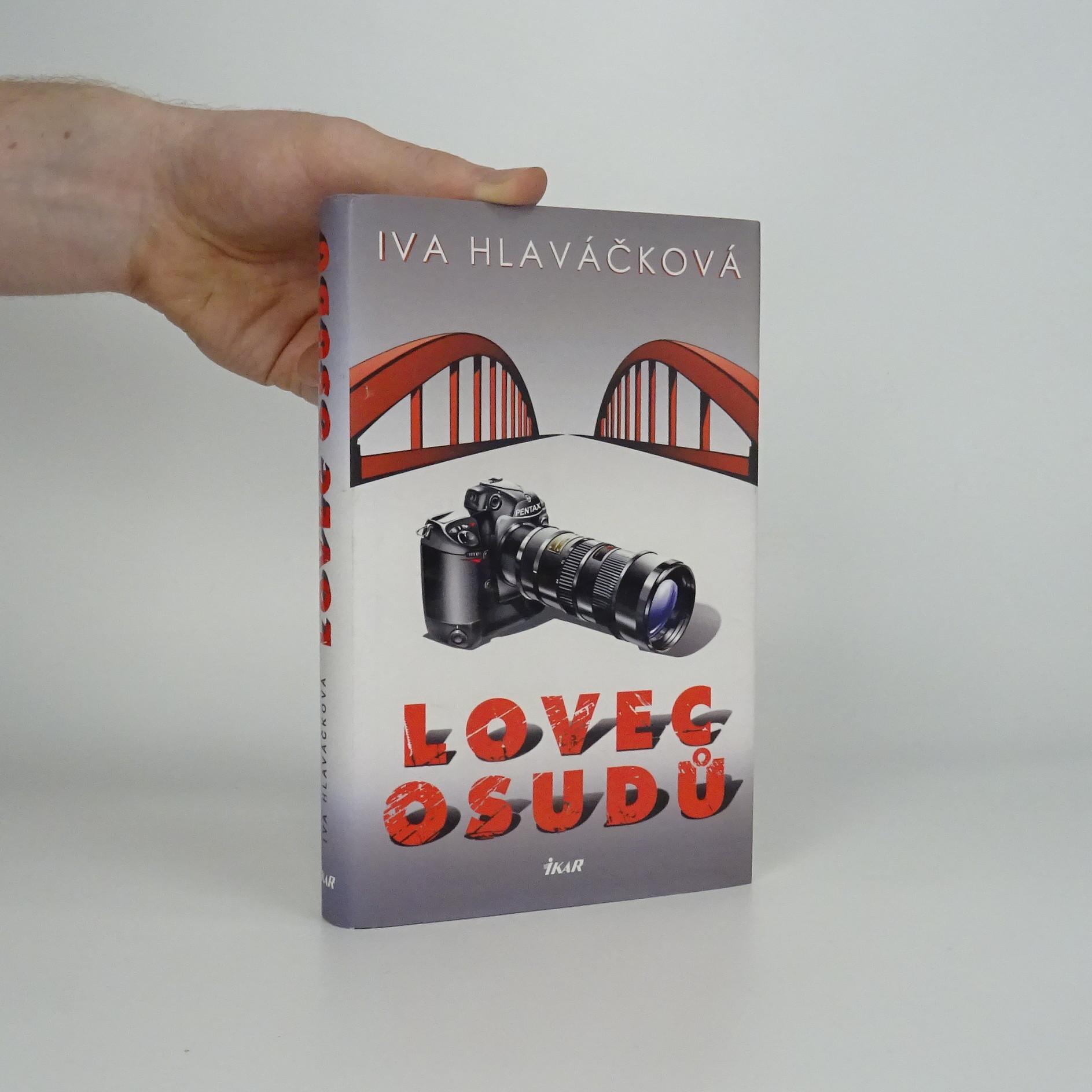 antikvární kniha Lovec osudů, 2009