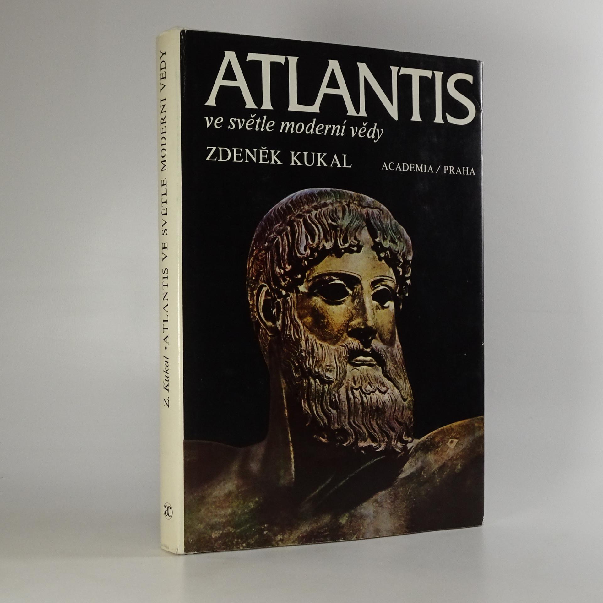 antikvární kniha Atlantis ve světě moderní vědy, 1985