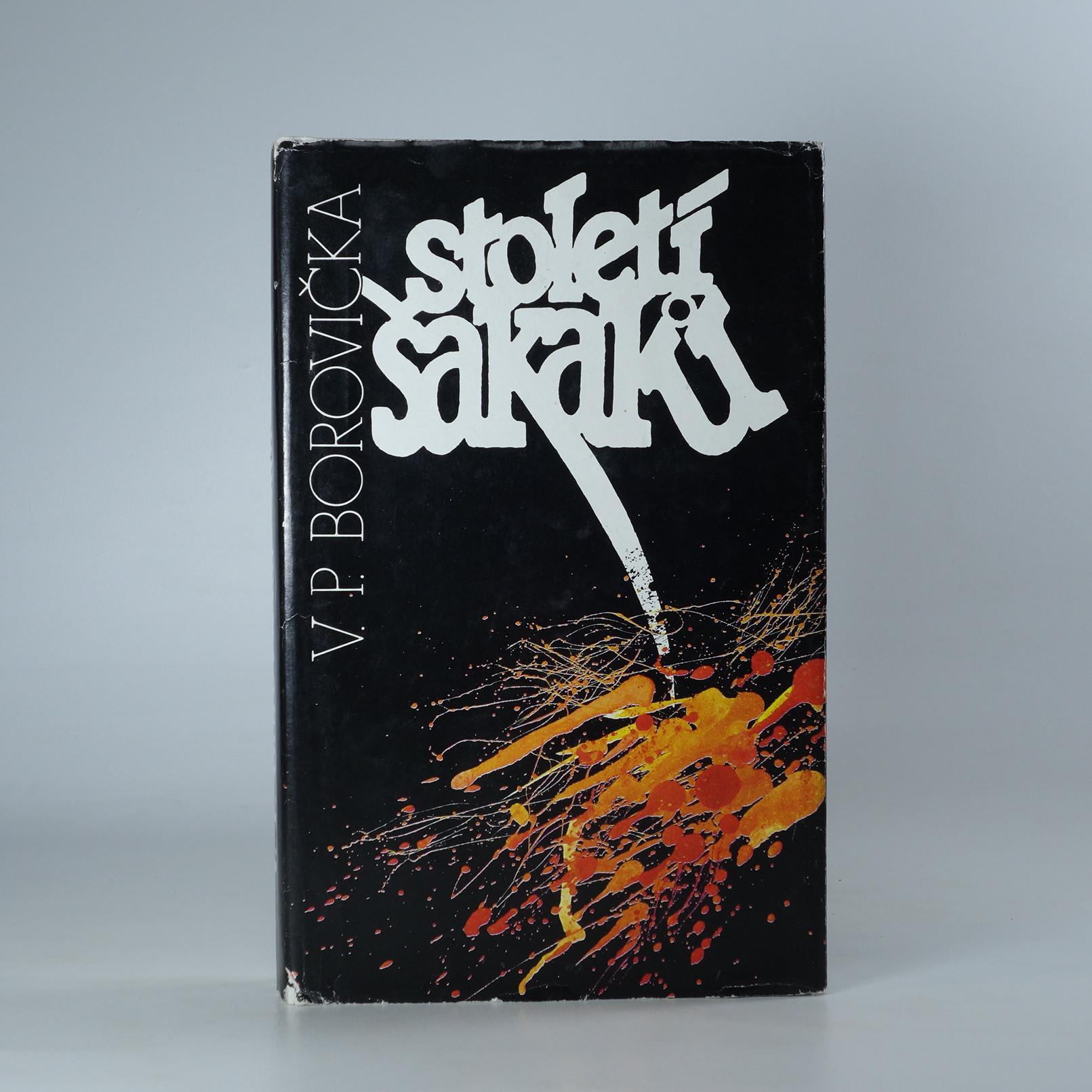 antikvární kniha Století šakalů, 1987