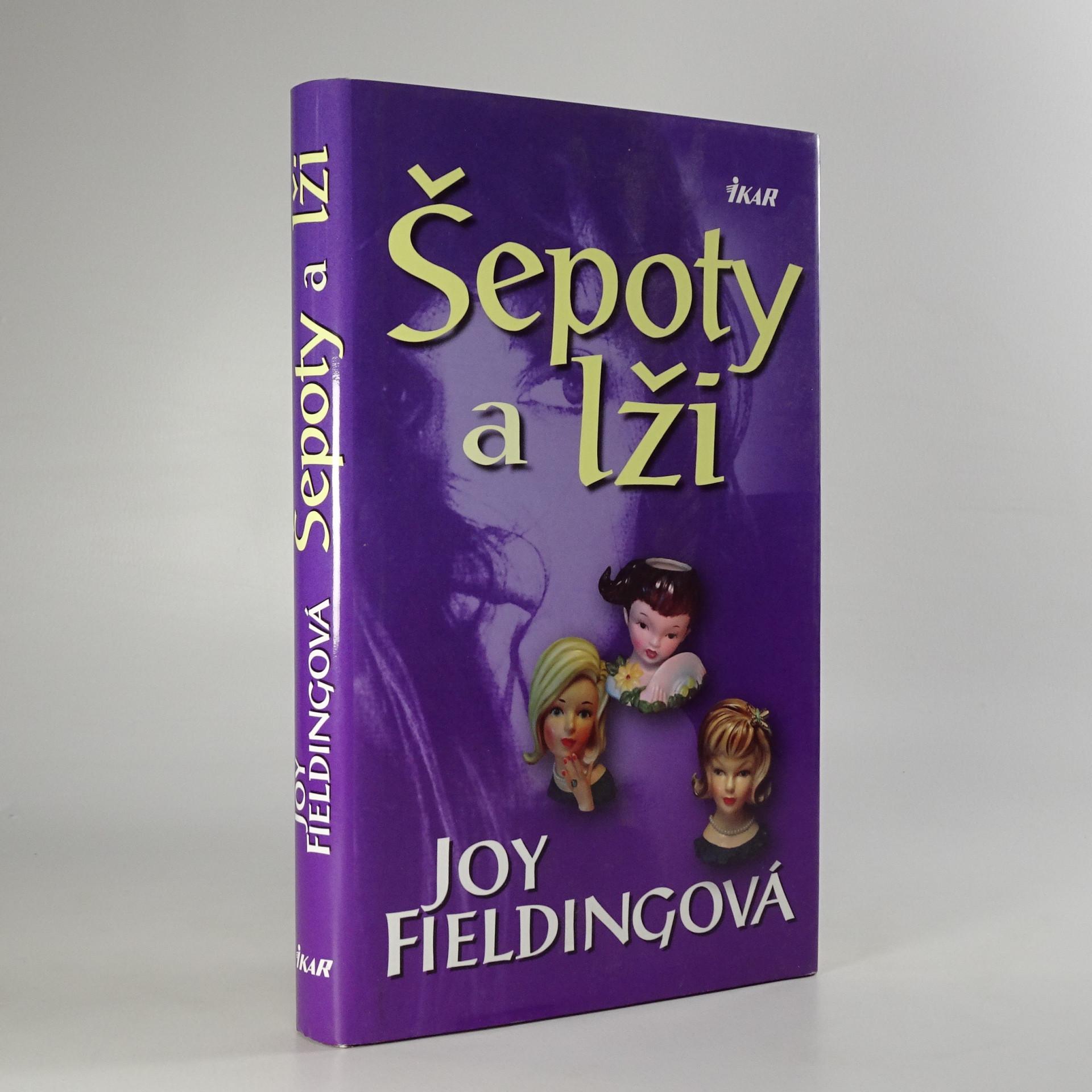 antikvární kniha Šepoty a lži, 2003