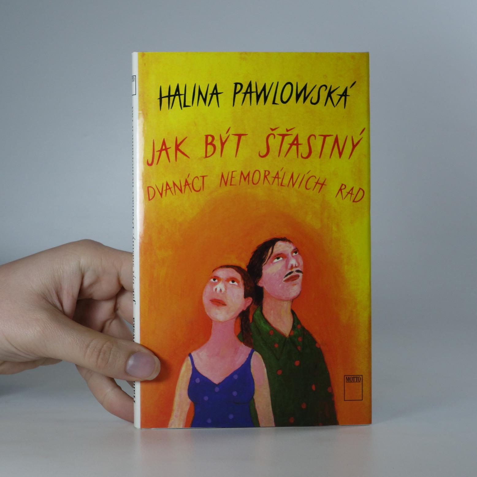 antikvární kniha Jak být šťastný, 1996