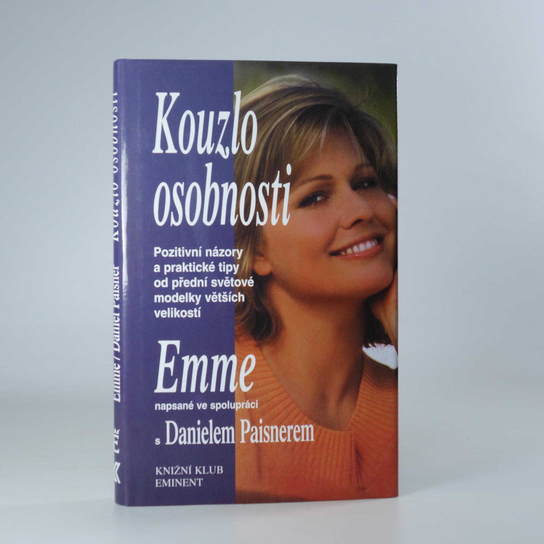 antikvární kniha Kouzlo osobnosti , 1999