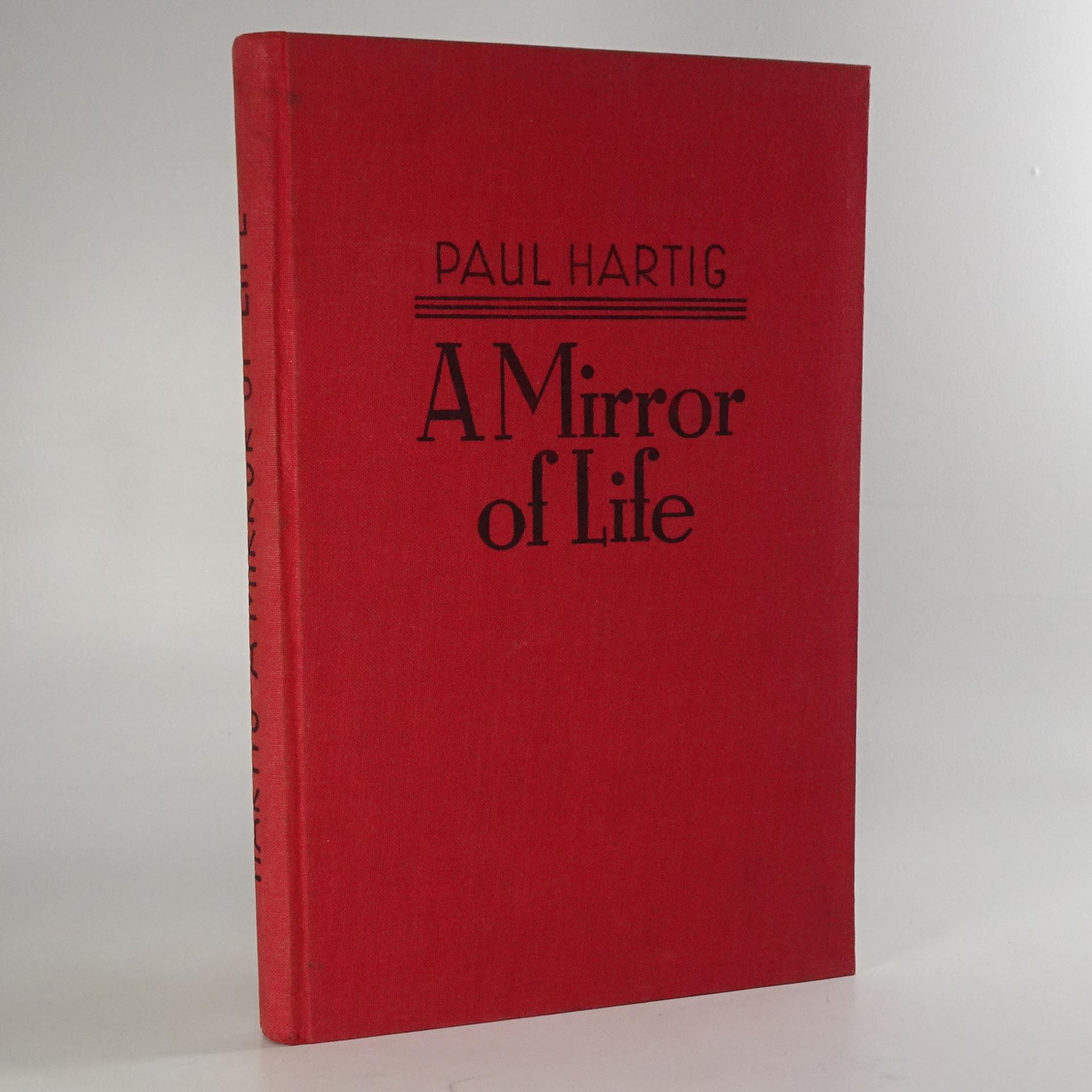 antikvární kniha A Mirror of Life, neuveden