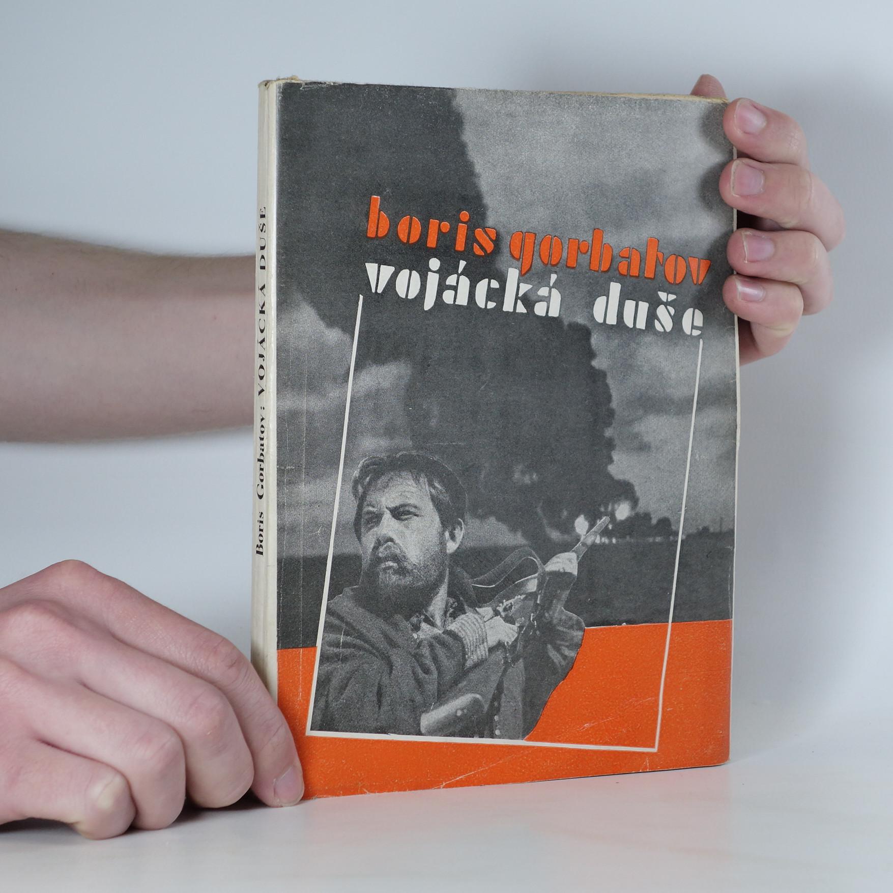 antikvární kniha Vojácká duše, 1945