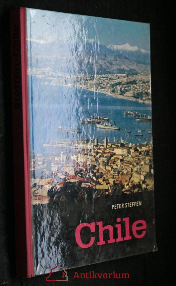 antikvární kniha Chile, 1963