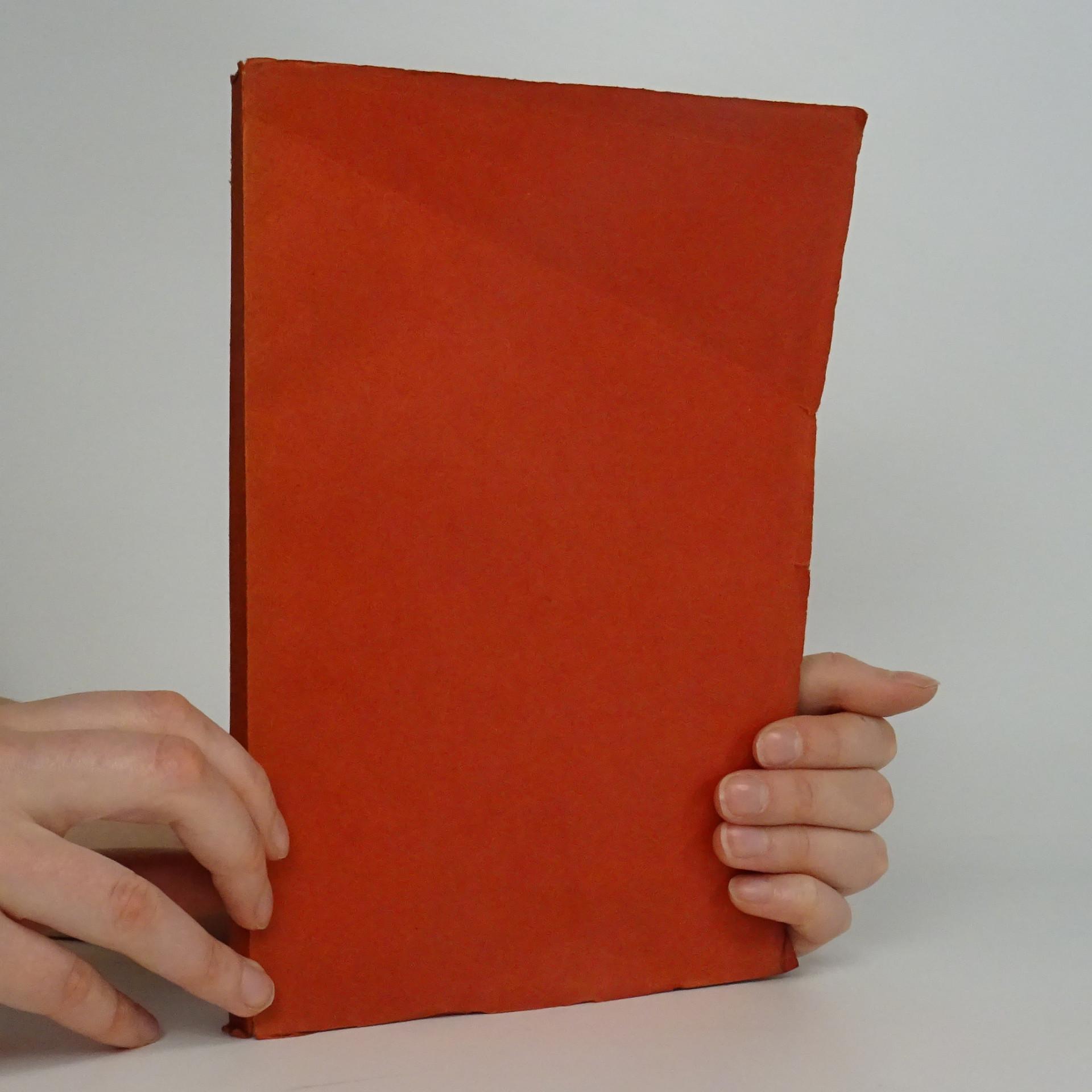 antikvární kniha Kulturní zpravodaj (Panorama) 1-10. Ročník IV., 1927
