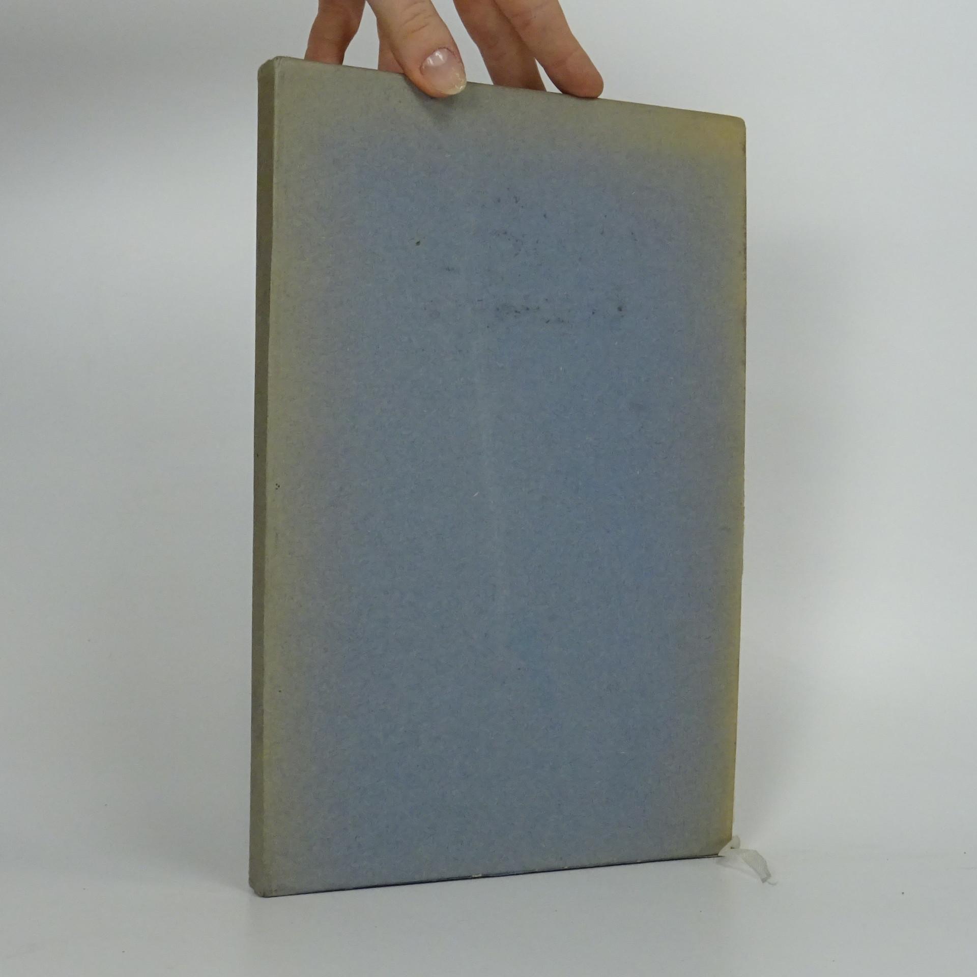 antikvární kniha Knižní značky Karla Kinského (číslovaný výtisk č. XXV), 1940