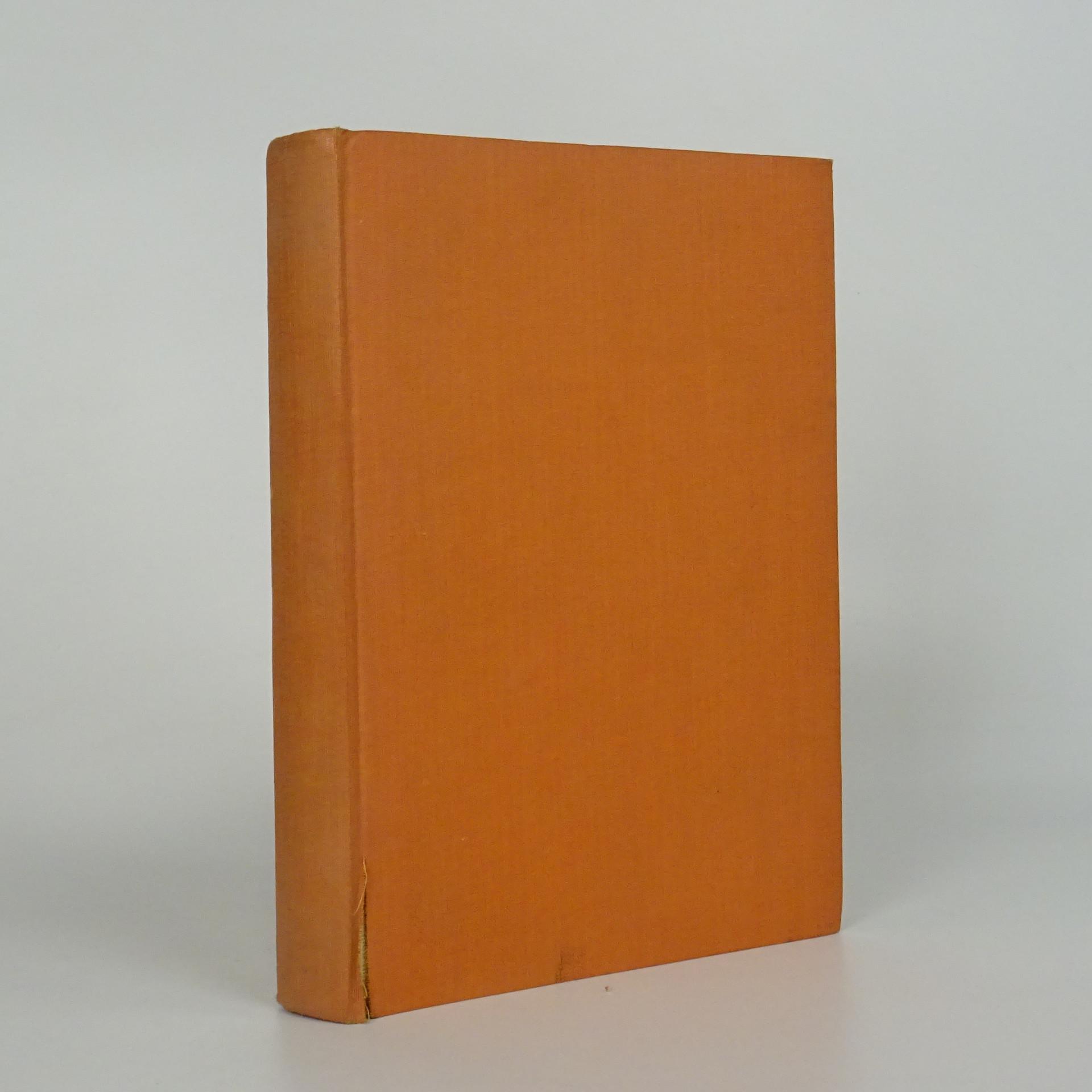 antikvární kniha Květ Černé řeky , 1928