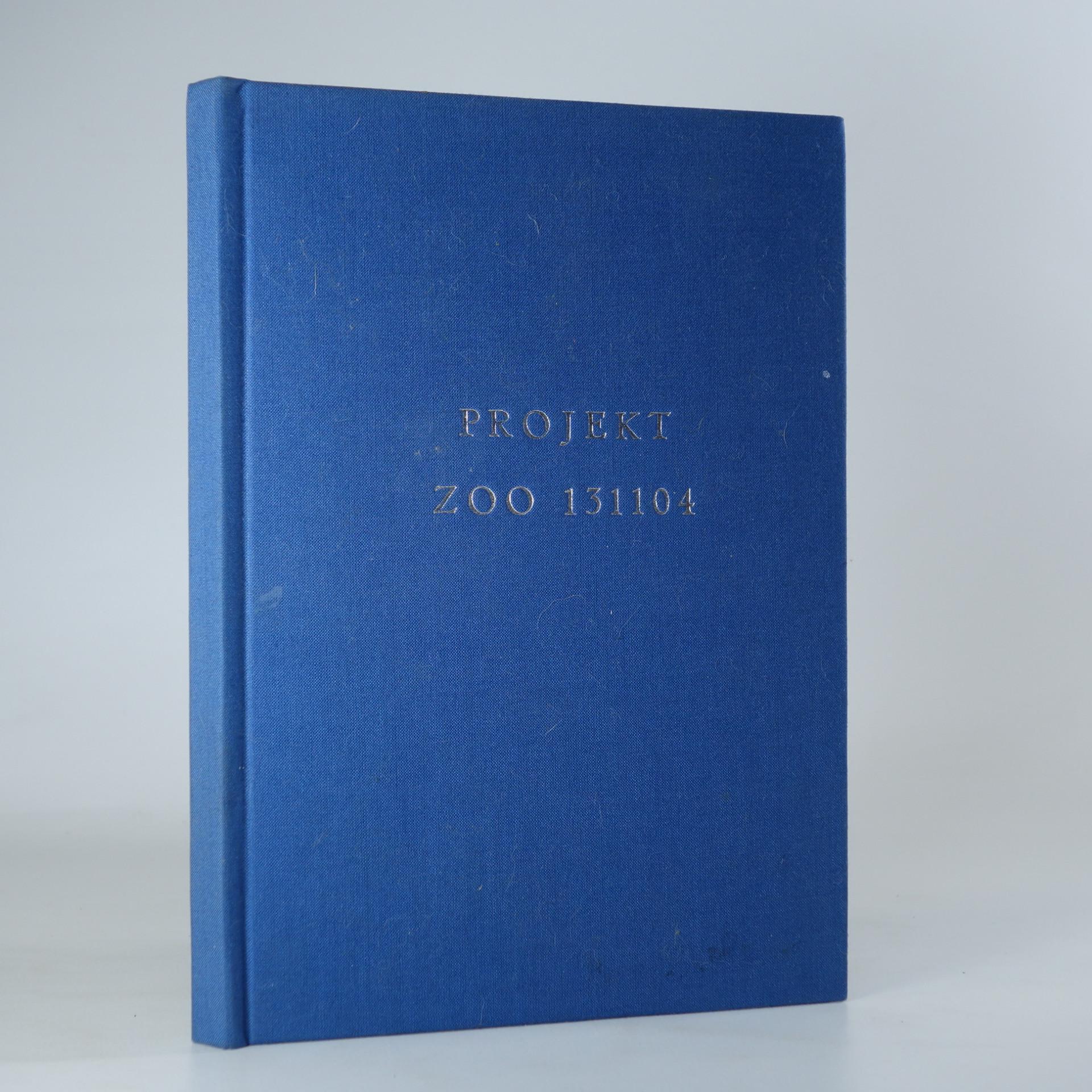 antikvární kniha Projekt Zoo 131104, 2005