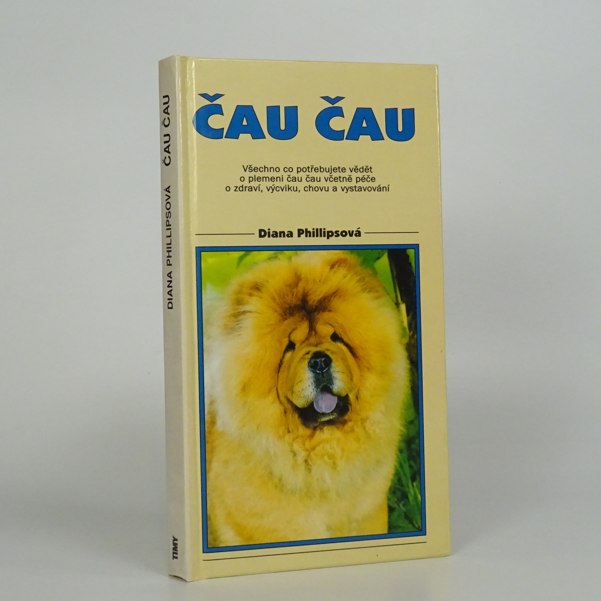 antikvární kniha Čau čau, 1999