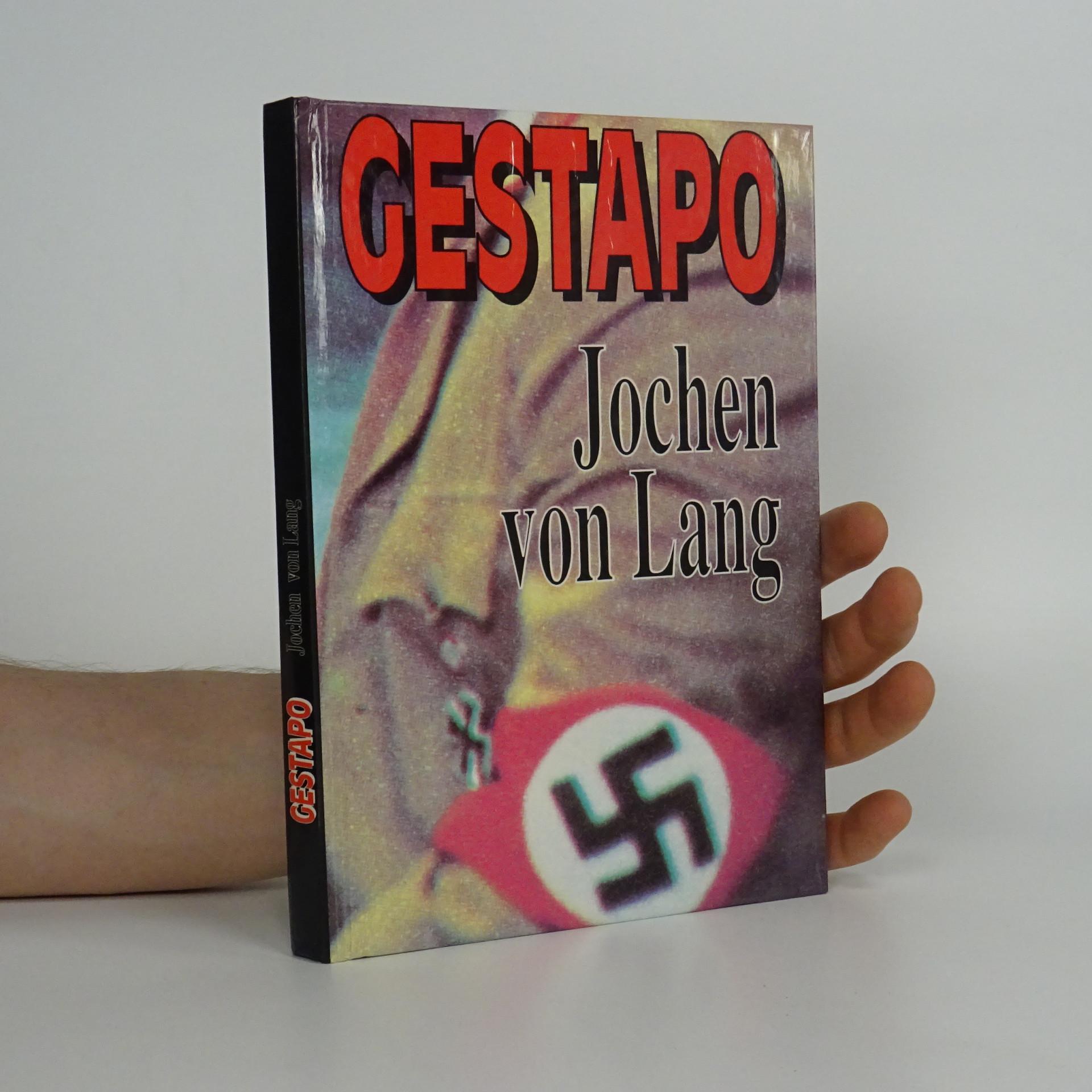 antikvární kniha Gestapo : nástroj teroru, 1994