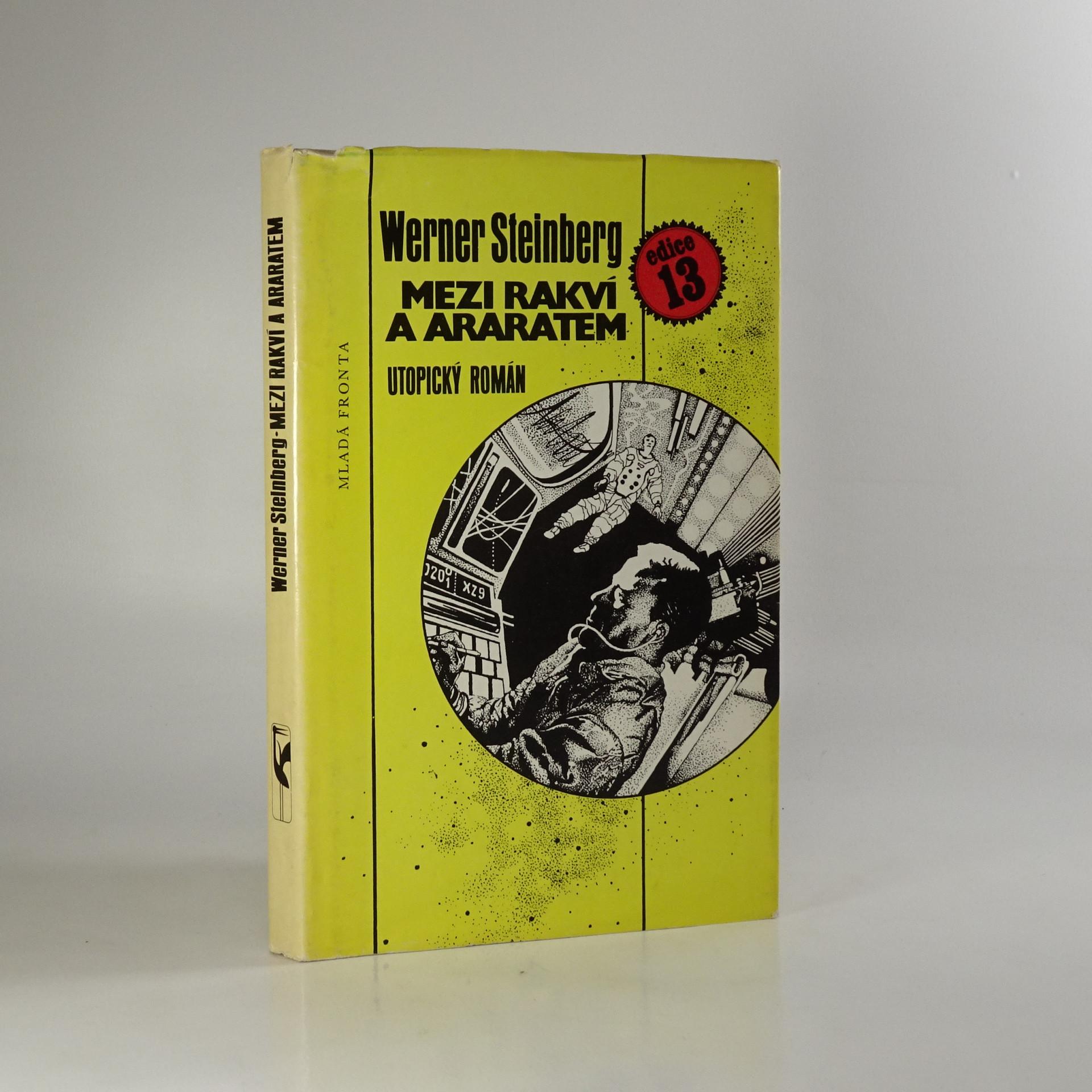 antikvární kniha Mezi rakví a Araratem , 1984