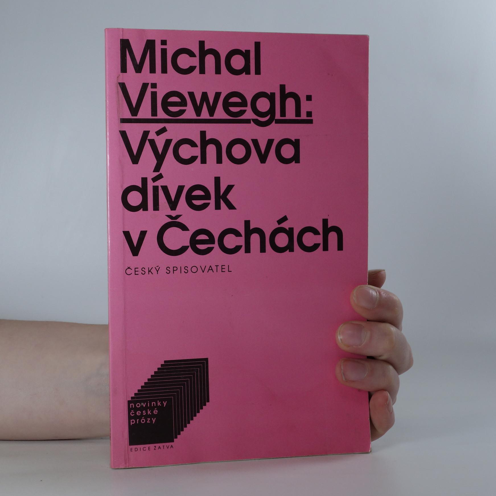antikvární kniha Výchova dívek v Čechách, 1994
