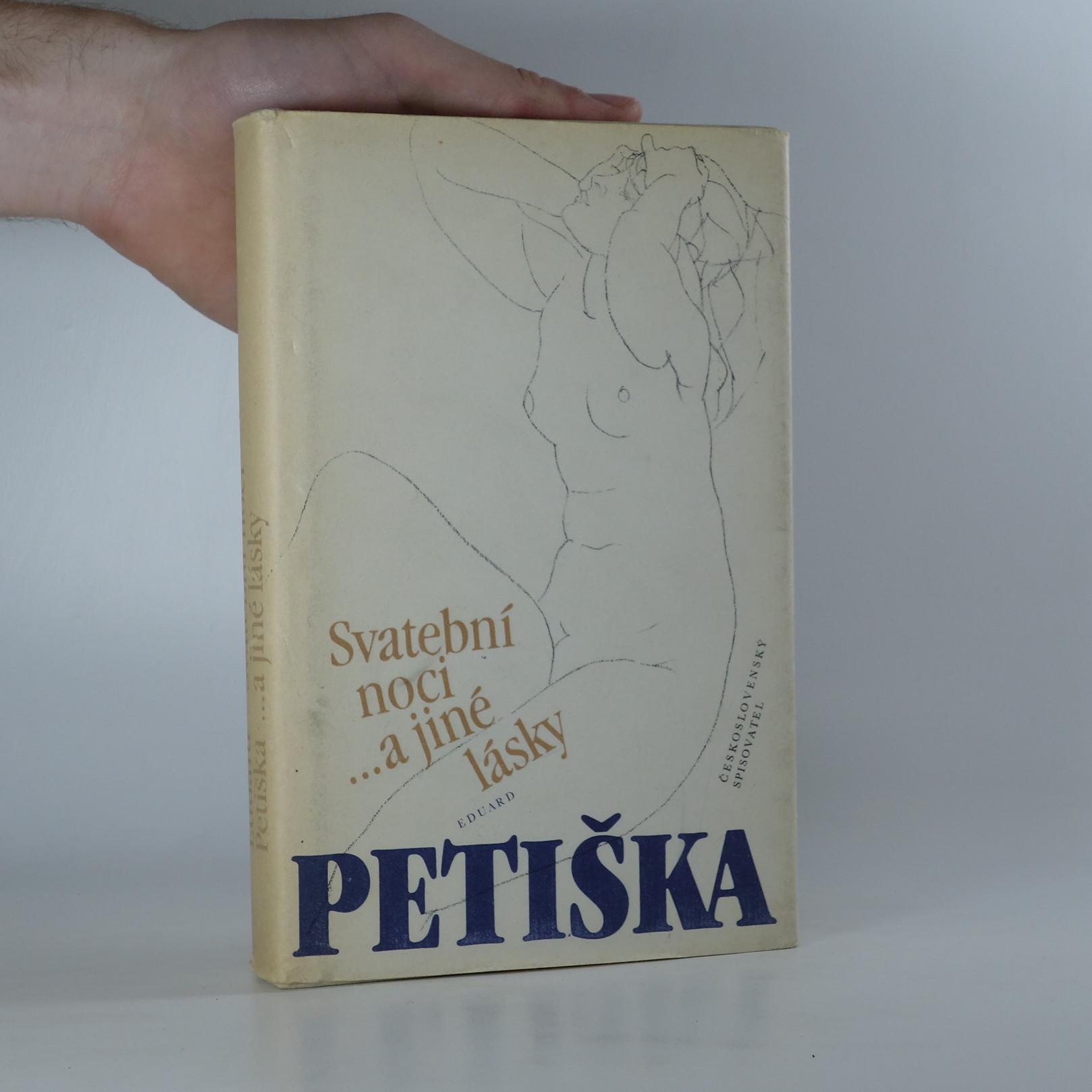 antikvární kniha Svatební noci. ...a jiné lásky, 1983