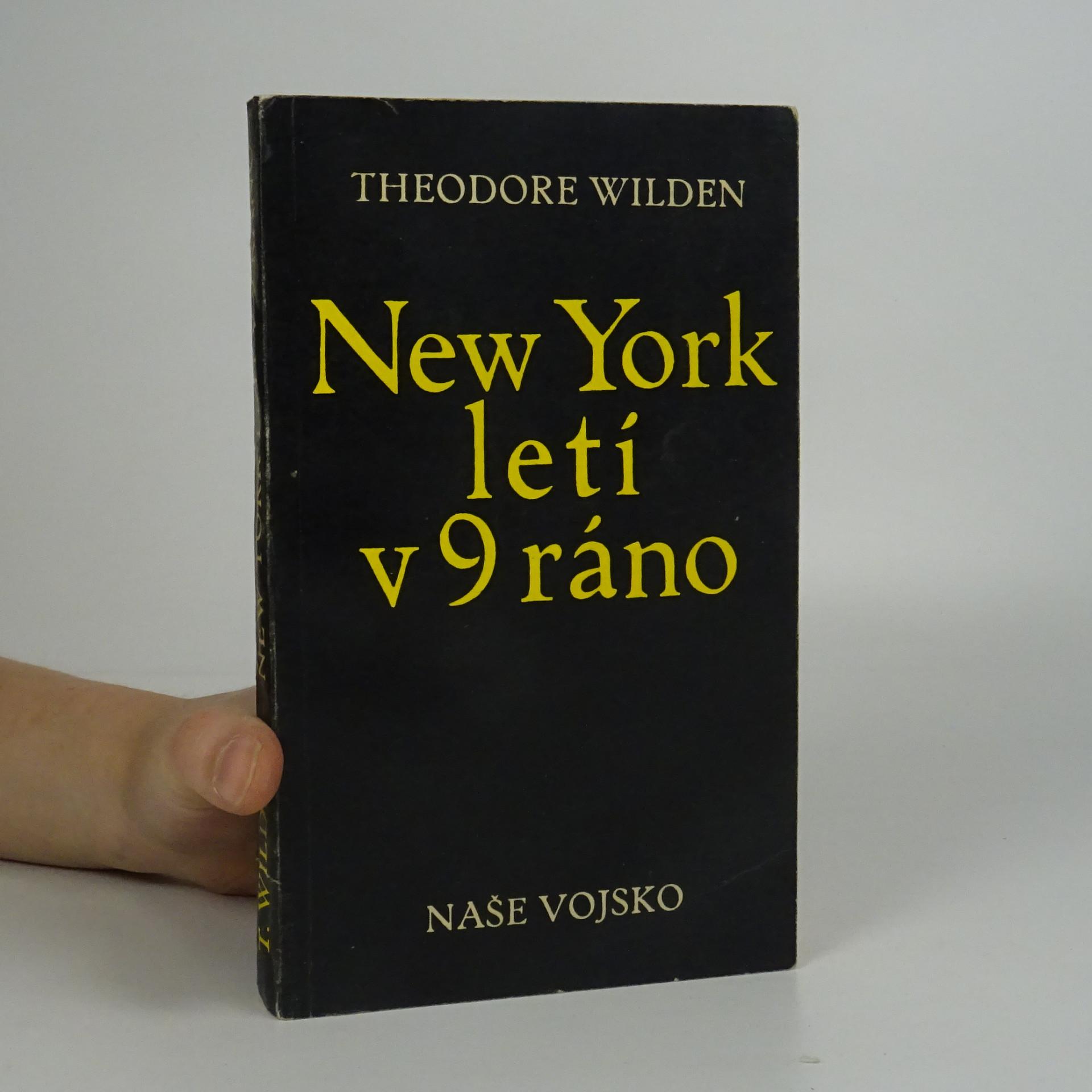antikvární kniha New York letí v 9 ráno, 1967