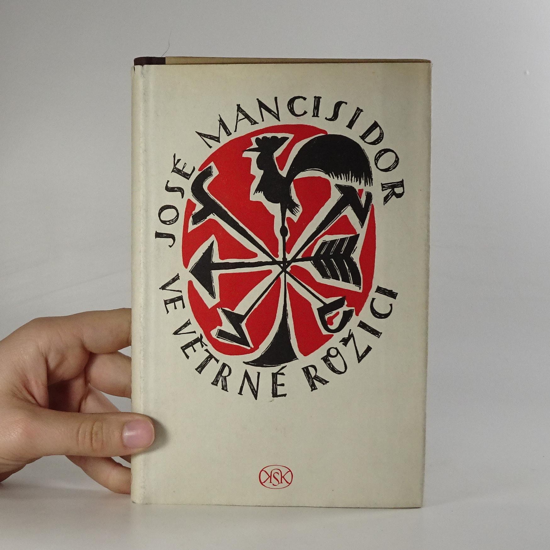 antikvární kniha Ve větrné růžici, 1949