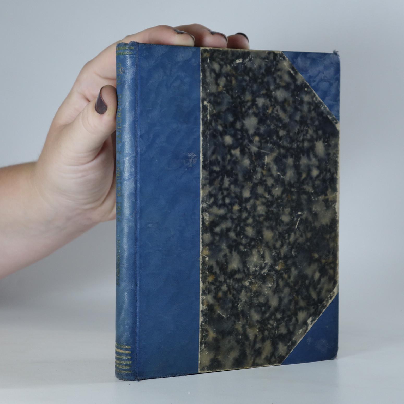 antikvární kniha Paní Katinka z Vaječného trhu, 1929