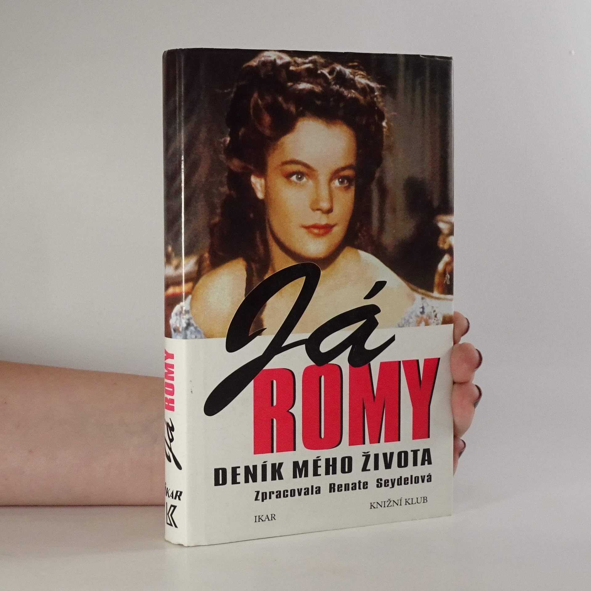antikvární kniha Já, Romy, 1996
