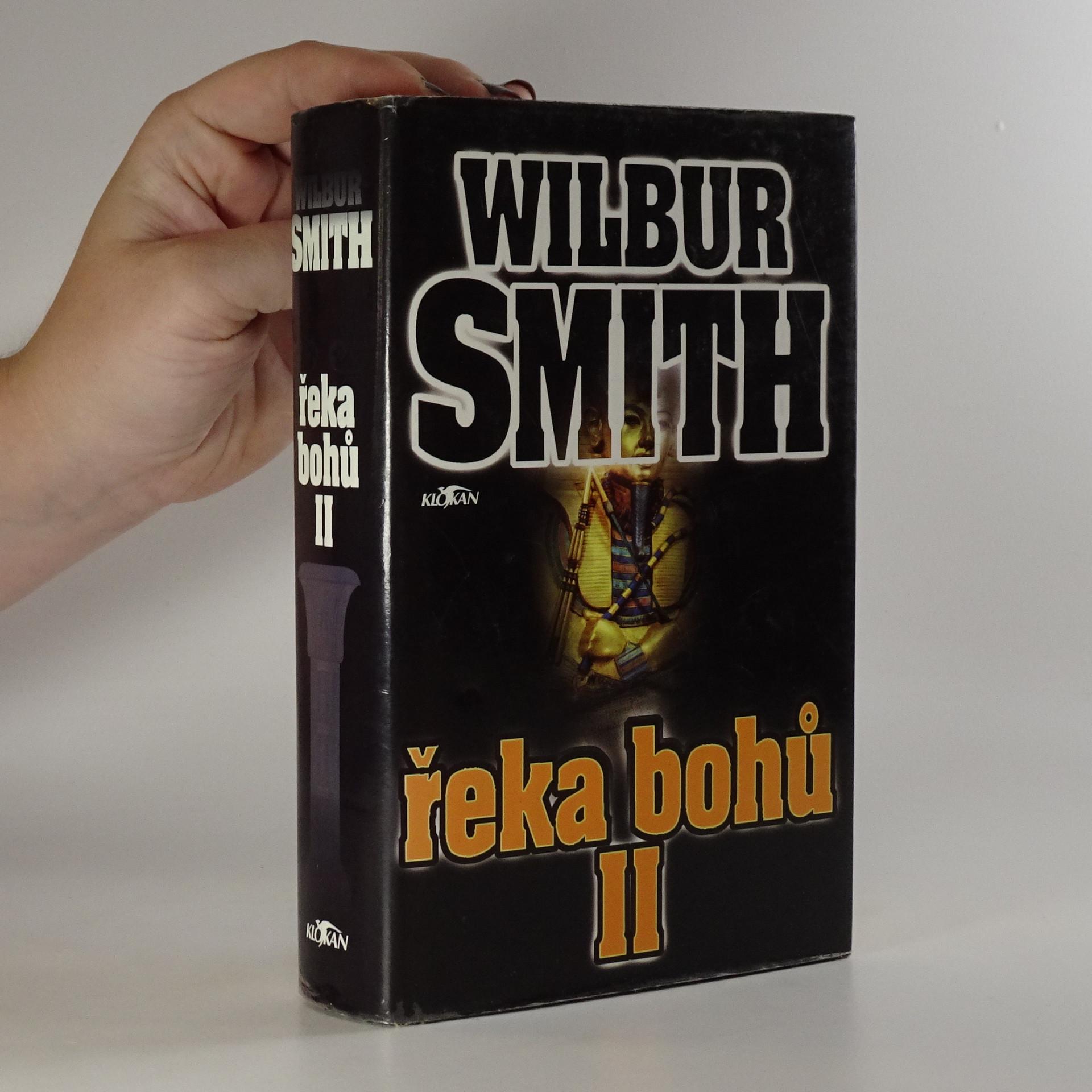 antikvární kniha Řeka bohů. 2. díl, 1995