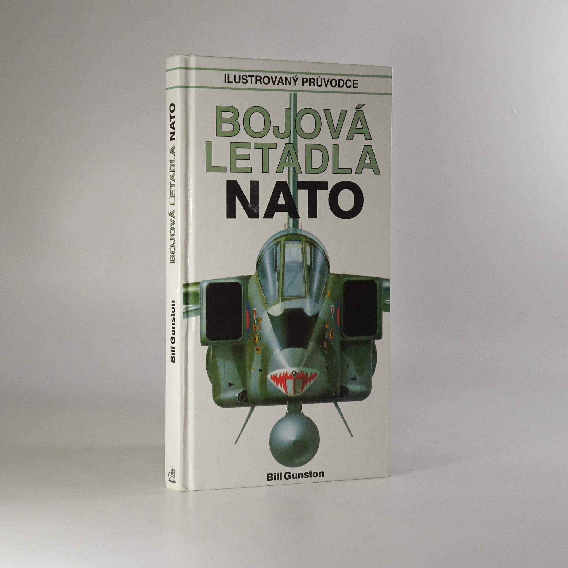 antikvární kniha Bojová letadla NATO, 1995
