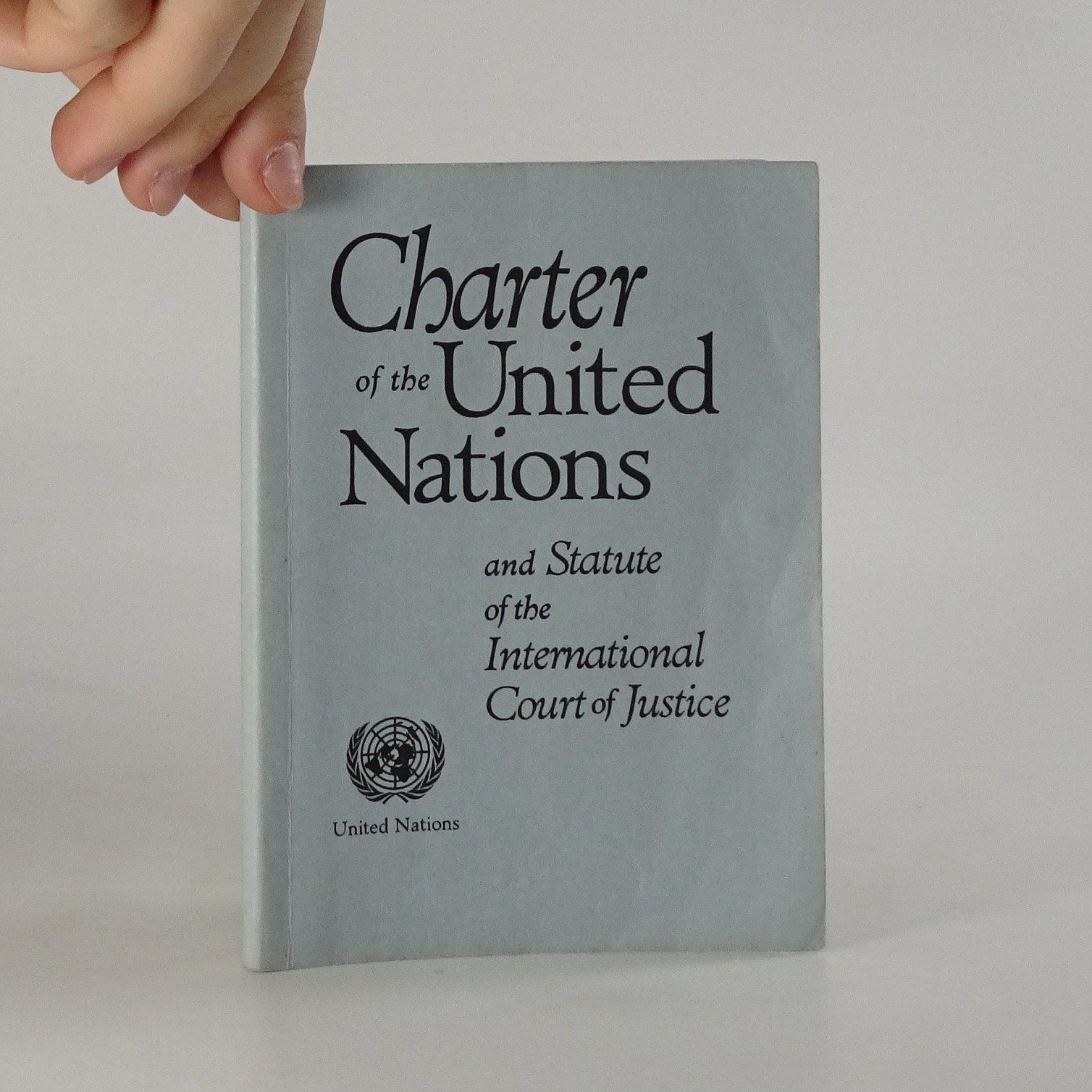 antikvární kniha Charter of the United Nations, 2003