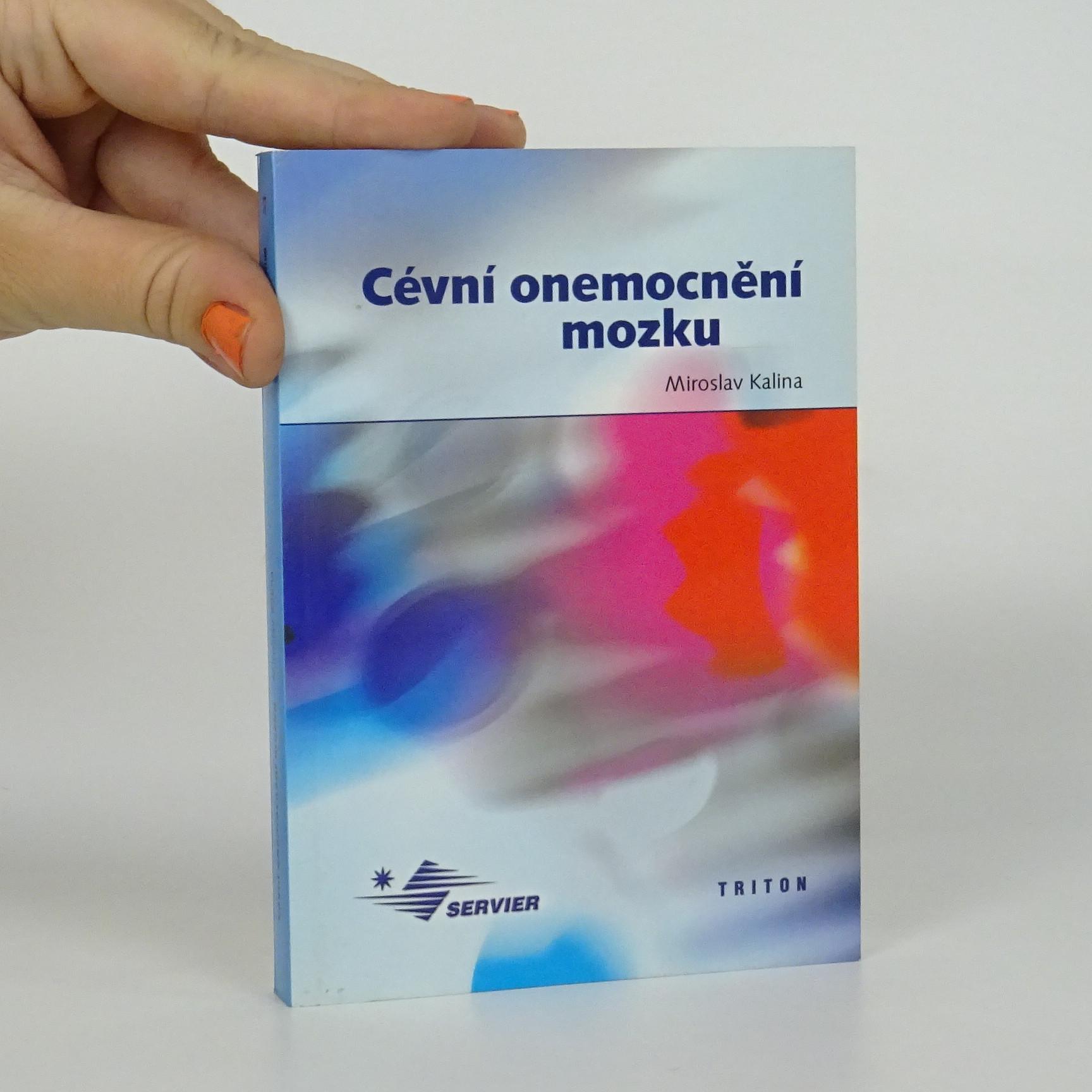antikvární kniha Cévní onemocnění mozku, 2001