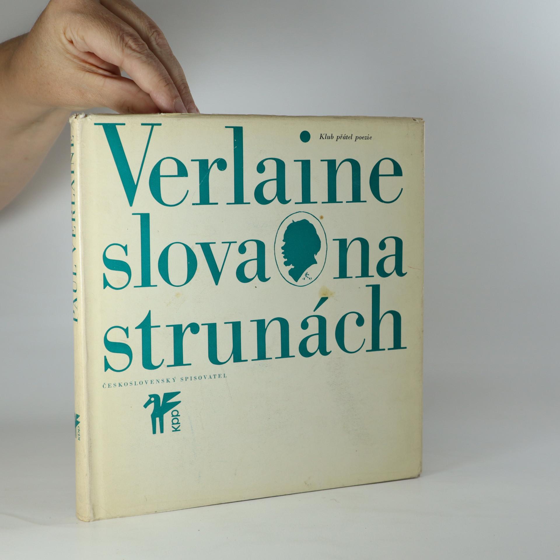 antikvární kniha Slova na strunách, 1968