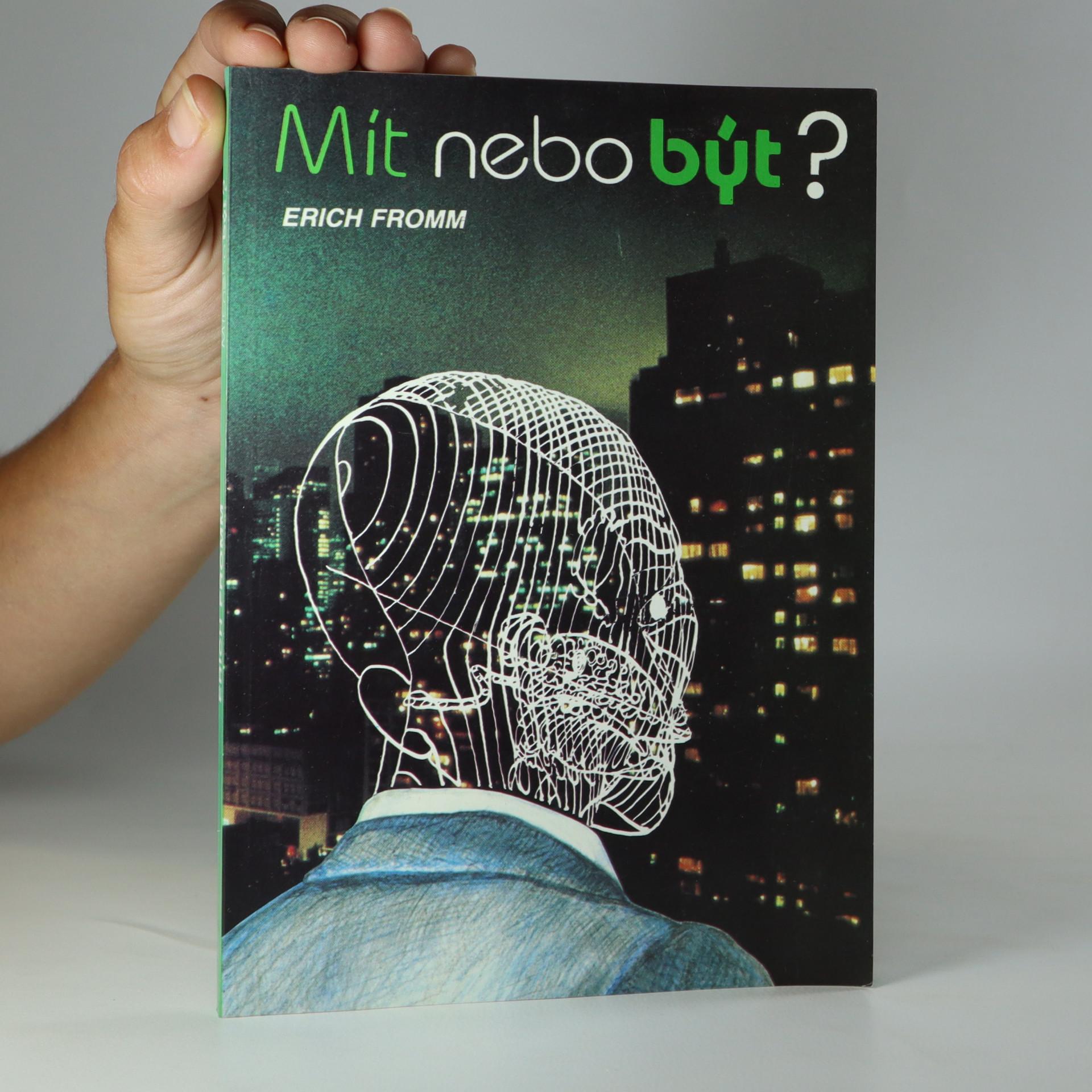 antikvární kniha Mít nebo být?, 1994