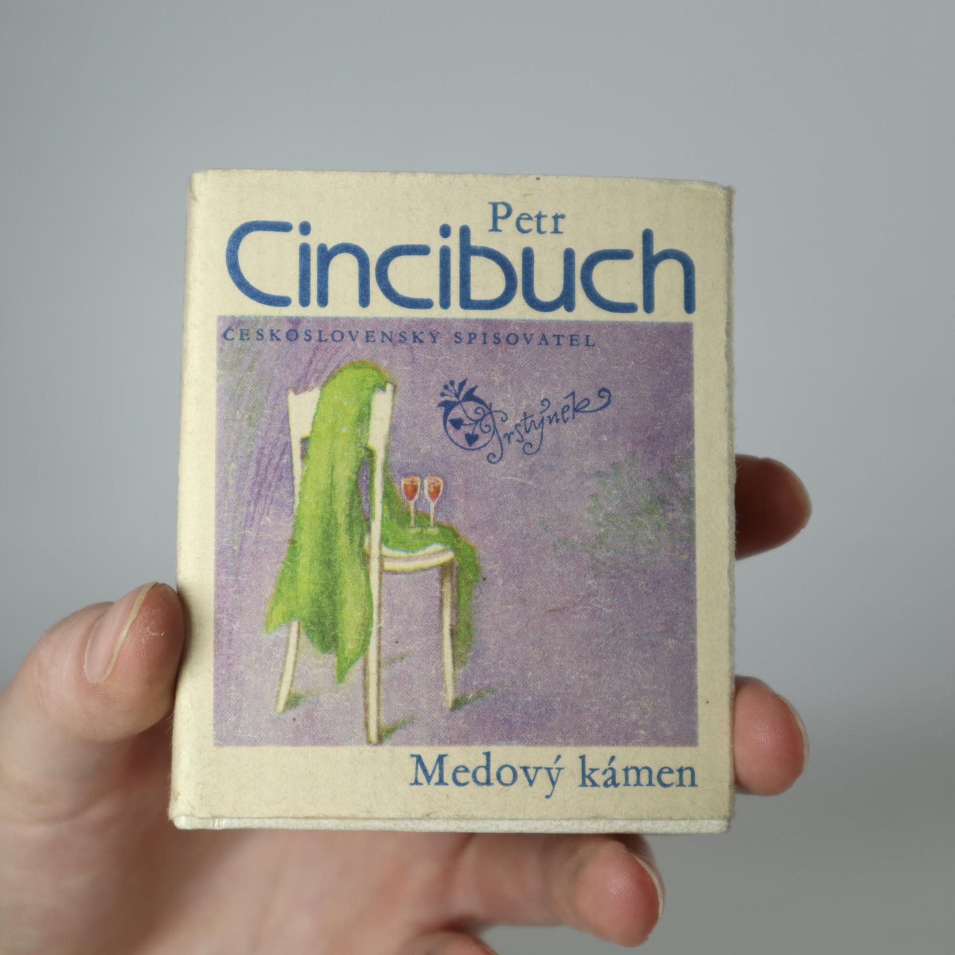 antikvární kniha Medový kámen, 1983