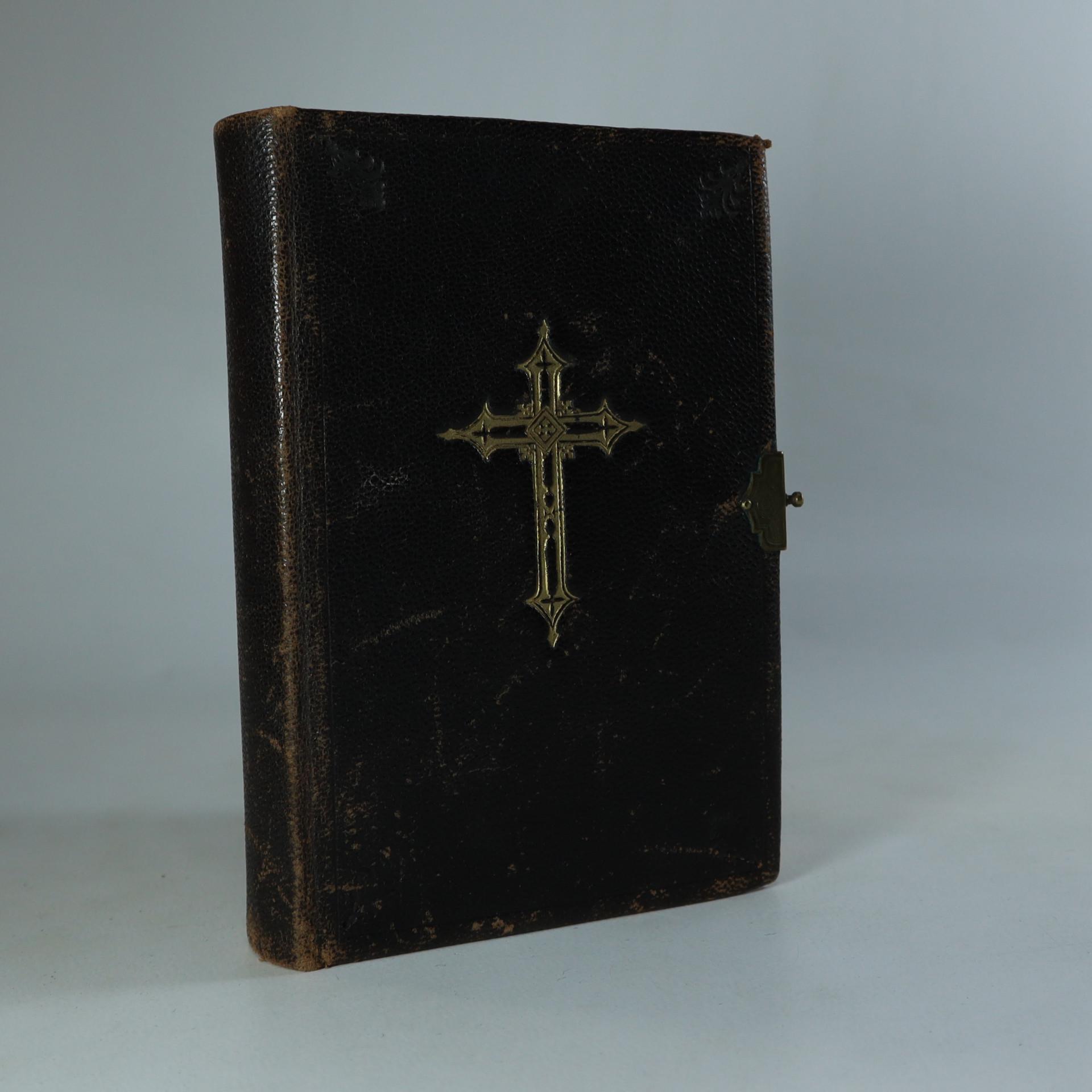 antikvární kniha Katolická missionárni - knižka , 1844