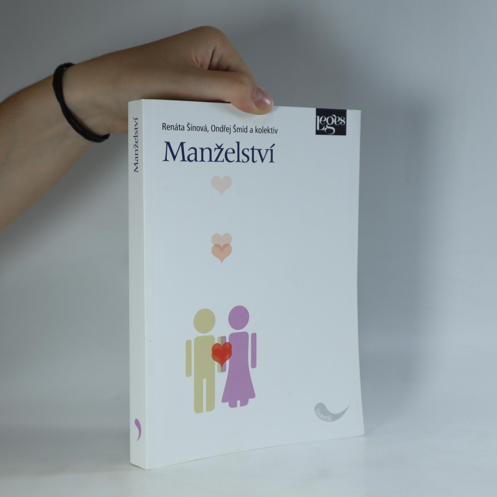 antikvární kniha Manželství, 2014