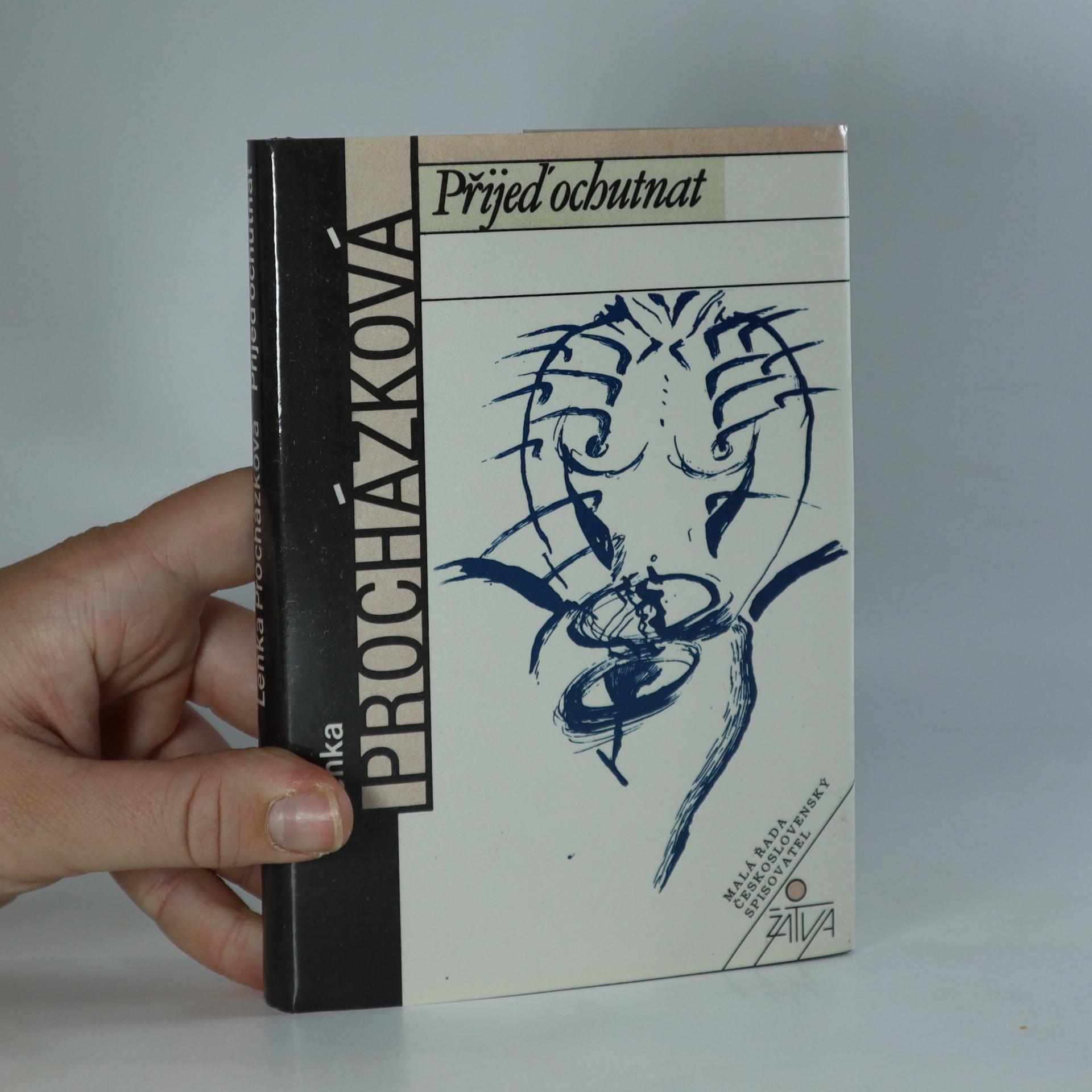 antikvární kniha Přijeď ochutnat, 1991