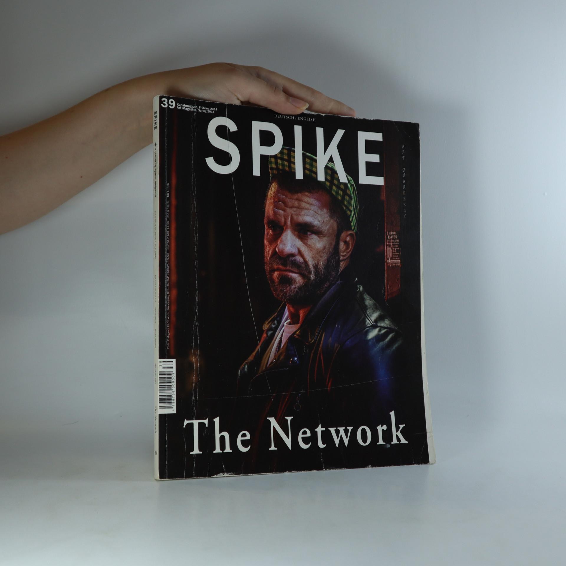 antikvární kniha Spike č. 39, 2014