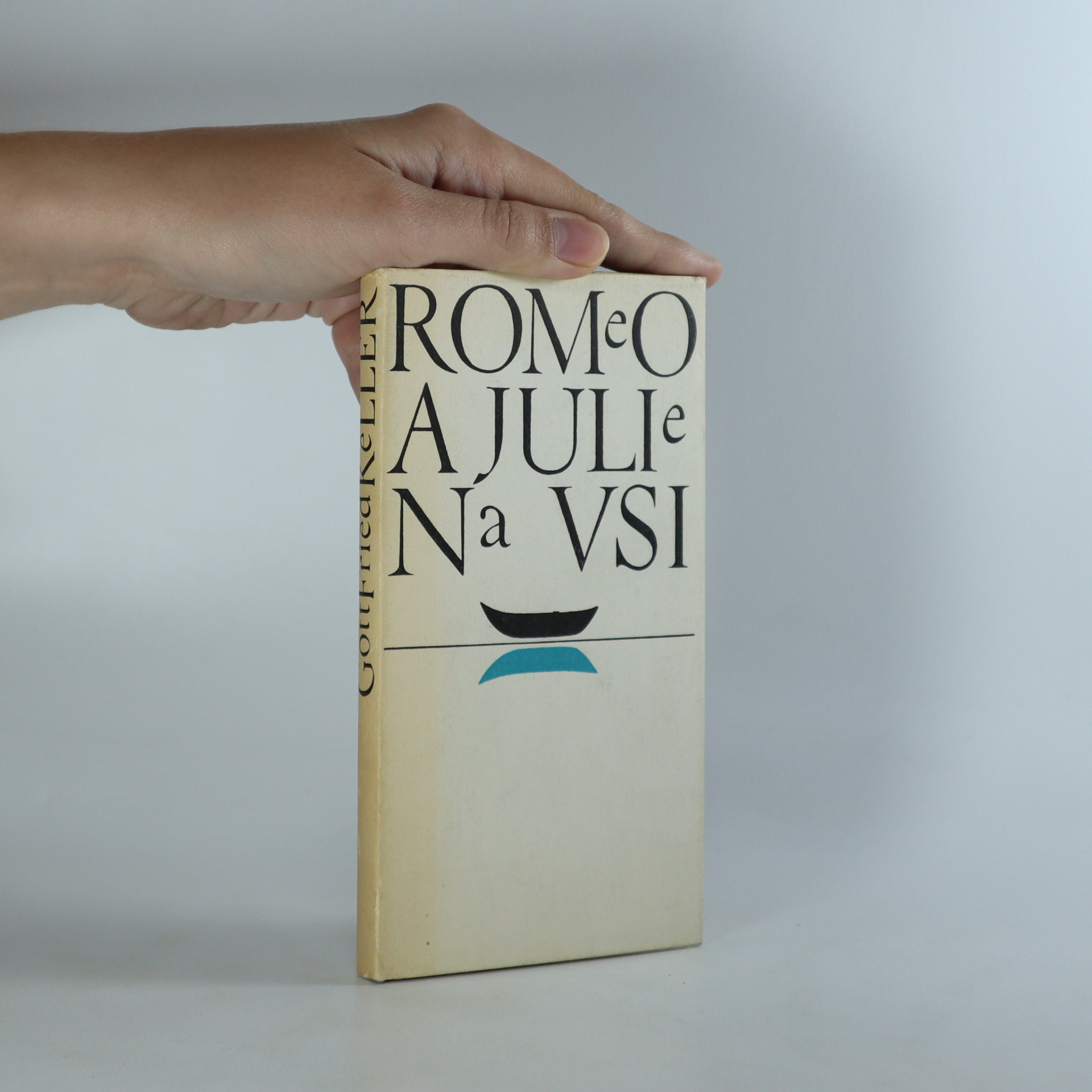 antikvární kniha Romeo a Julie na vsi, 1968