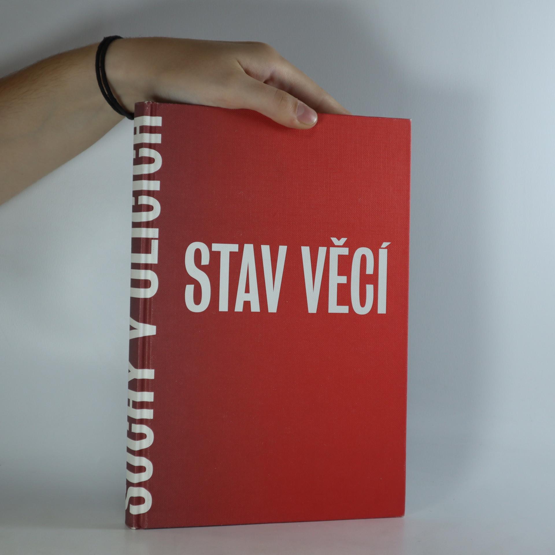 antikvární kniha Stav věcí. Sochy v ulicích. Brno Art Open 2011, 2011