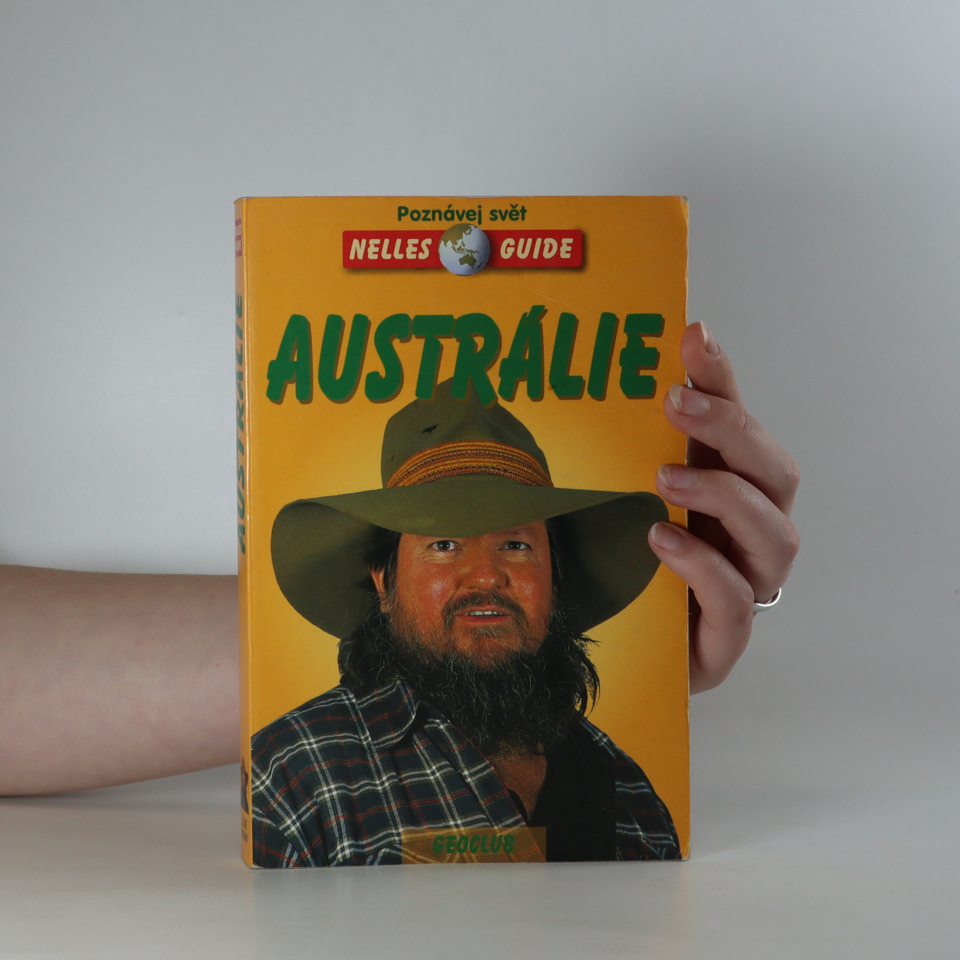 antikvární kniha Austrálie , 2001