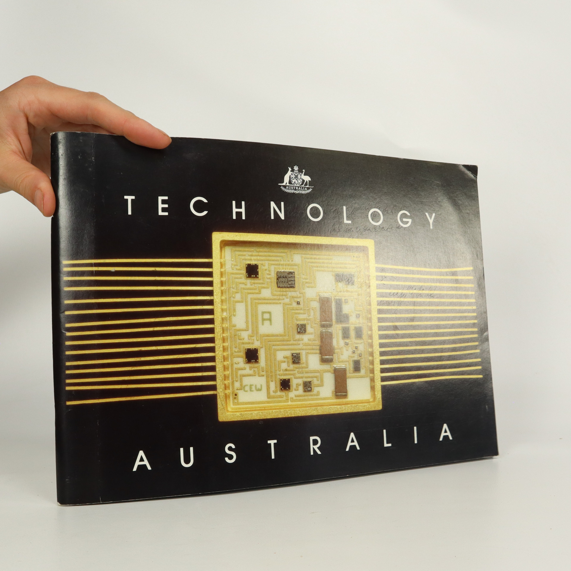 antikvární kniha Technology Australia, 1984