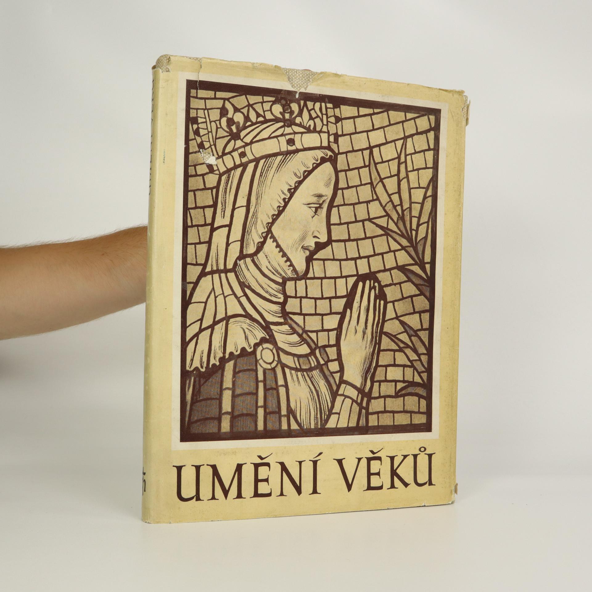 antikvární kniha Umění věků, 1957