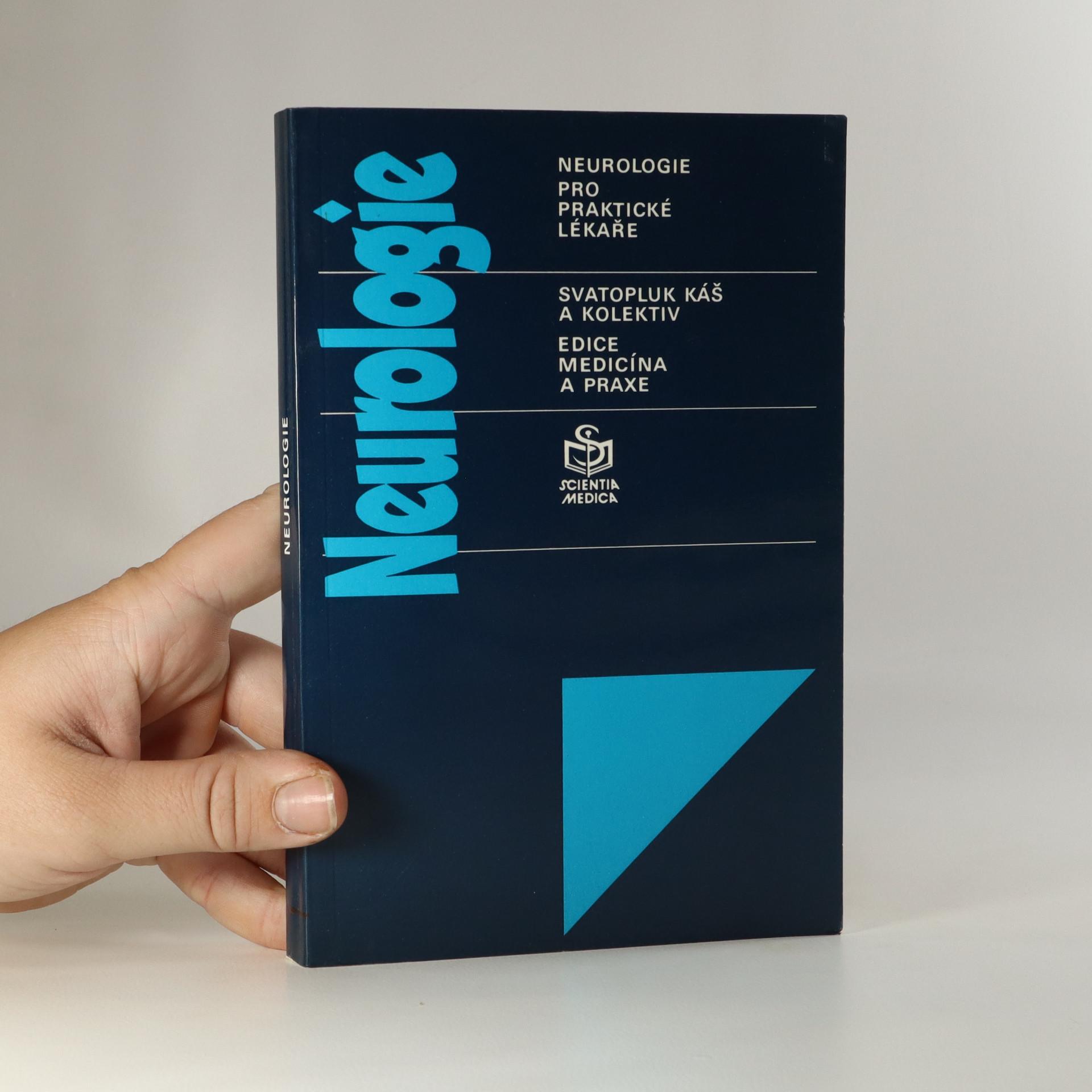 antikvární kniha Neurologie. Neurologie pro praktické lékaře, 1993