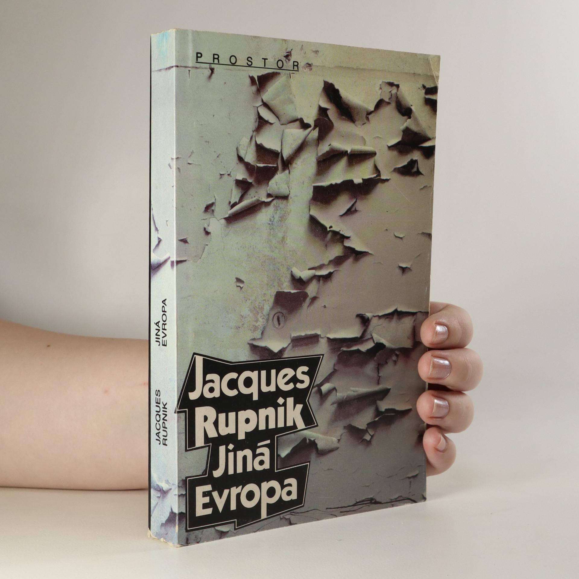 antikvární kniha Jiná Evropa, 1992