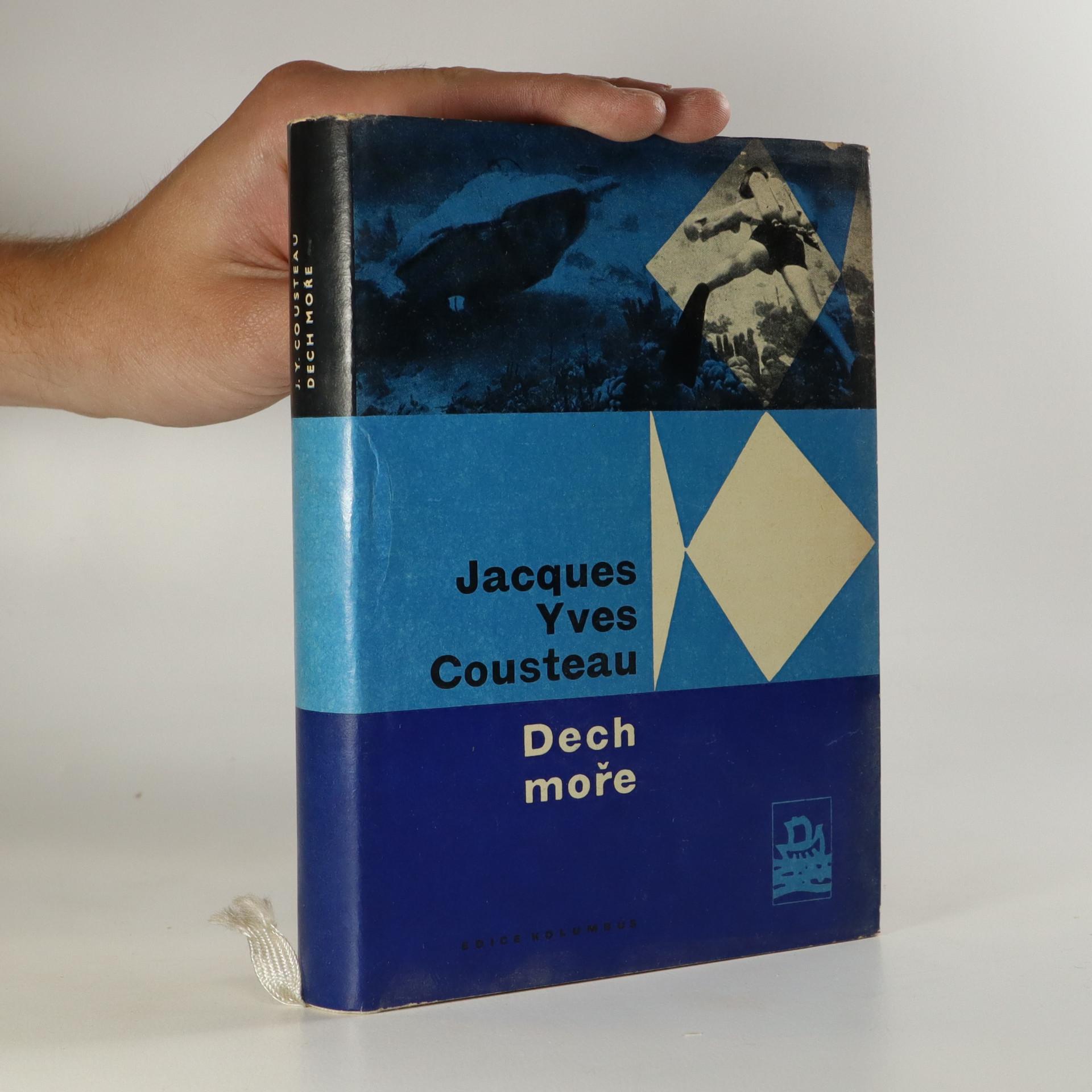 antikvární kniha Dech moře, 1964