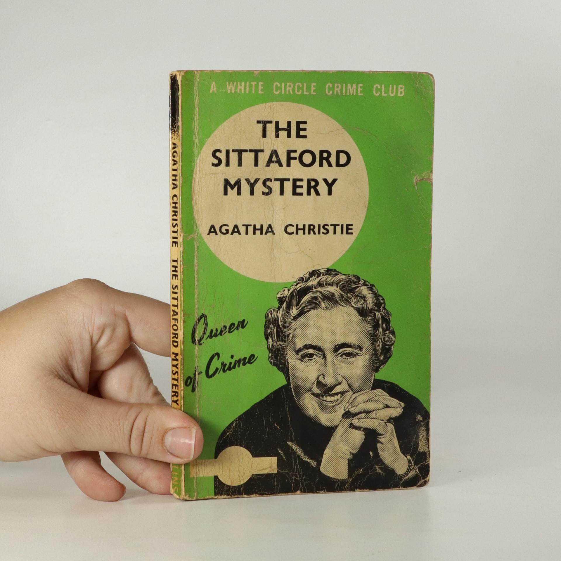 antikvární kniha The Sittaford Mystery, neuveden