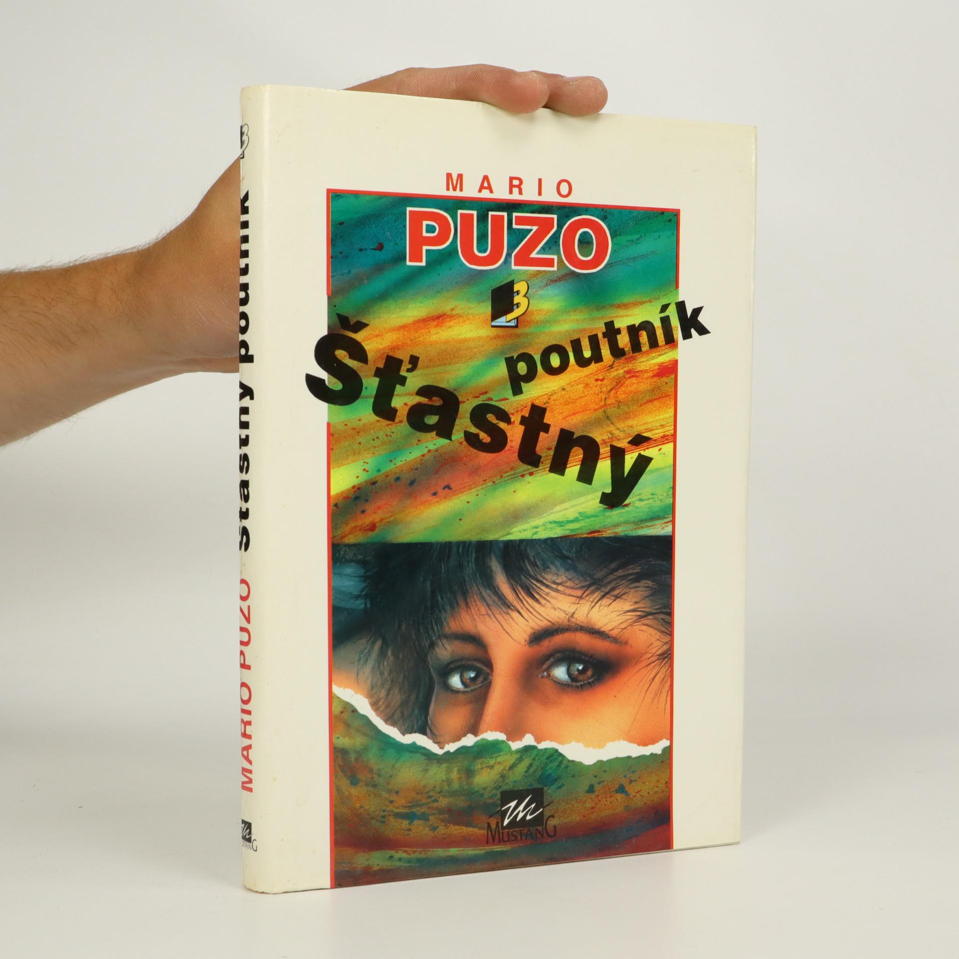 antikvární kniha Šťastný poutník, 1994