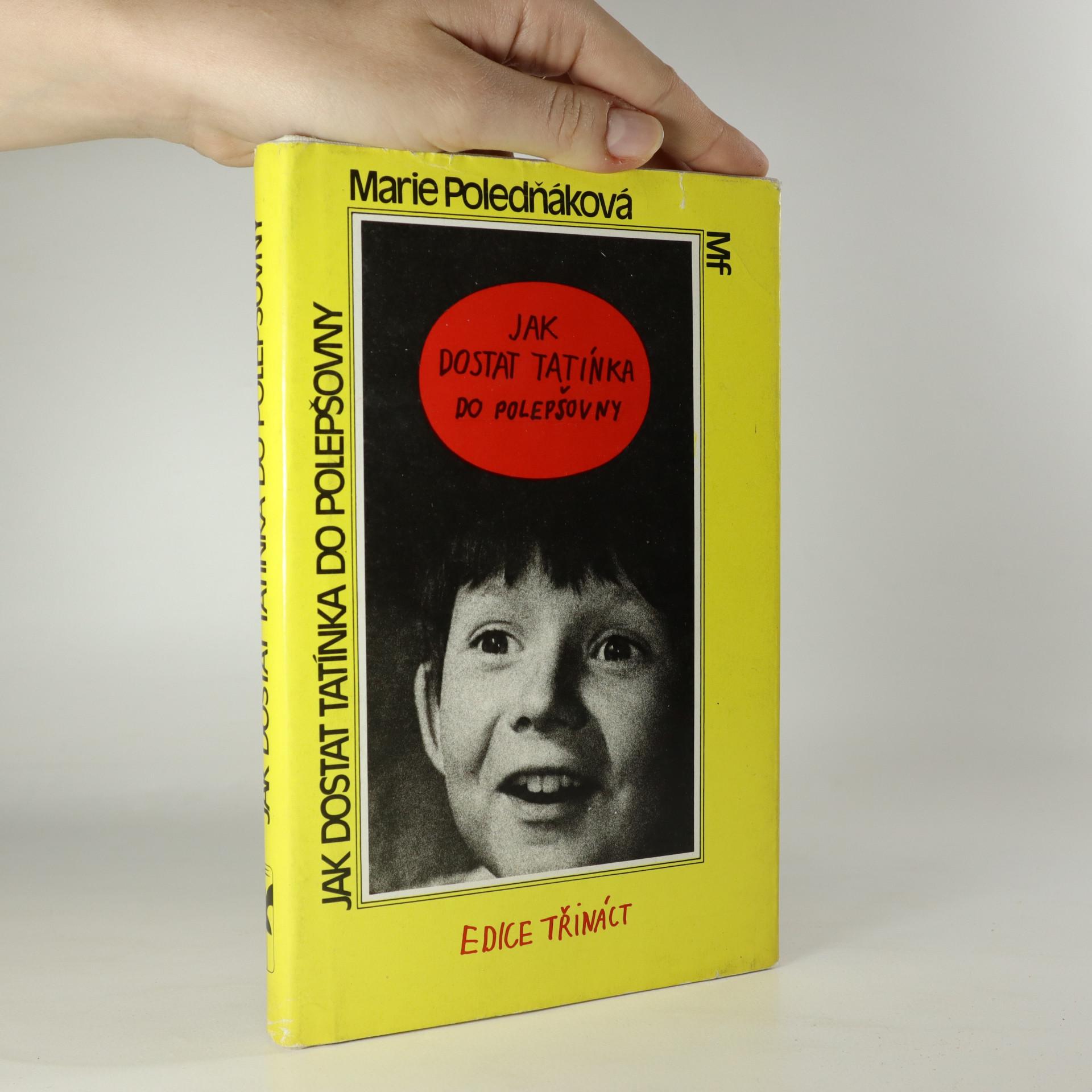 antikvární kniha Jak dostat tatínka do polepšovny, 1987