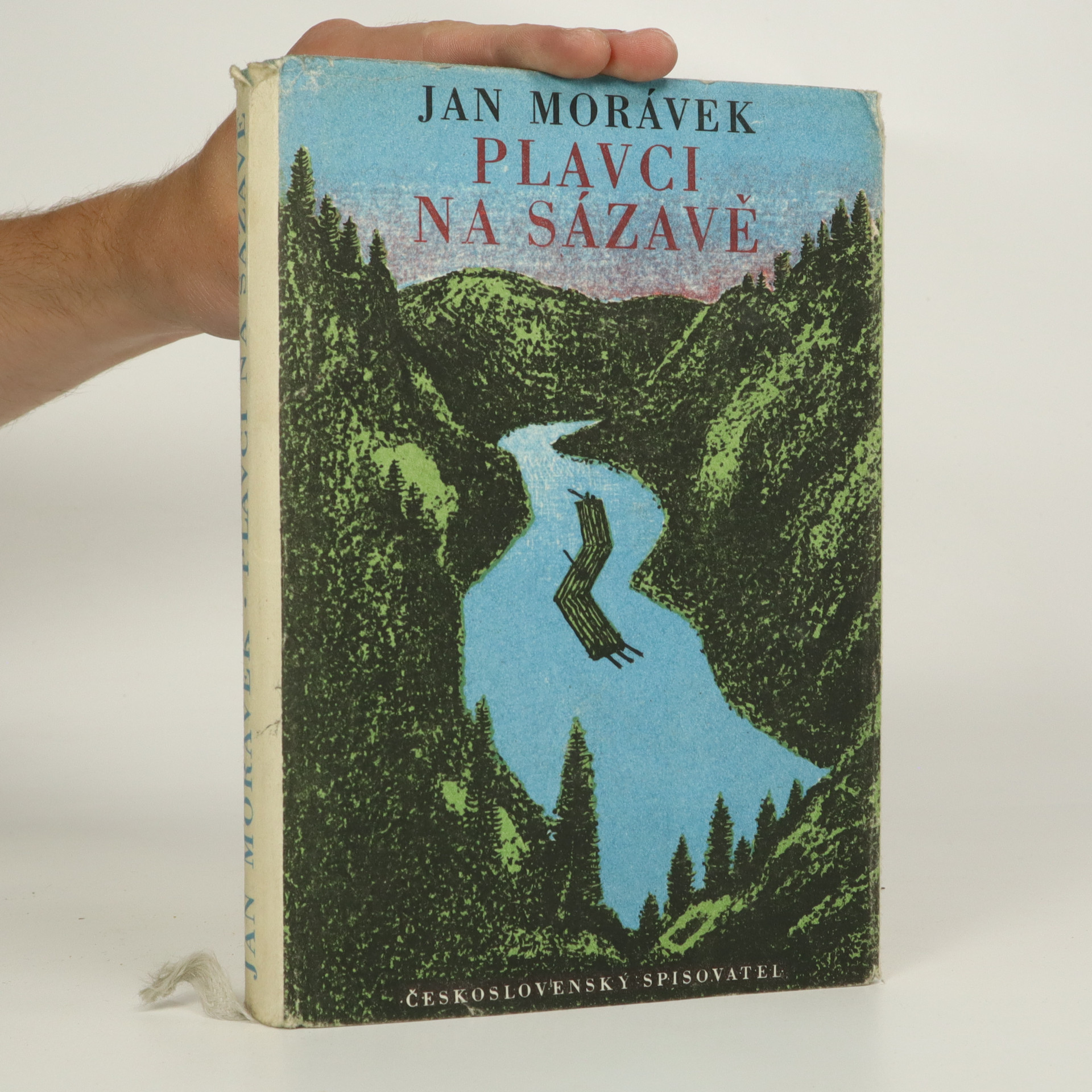 antikvární kniha Plavci na Sázavě, 1954